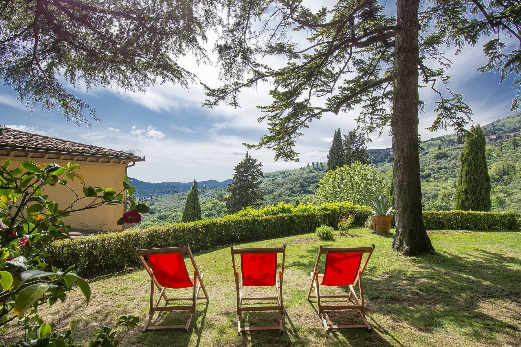 Stunning country villa nestled on the hills - 1