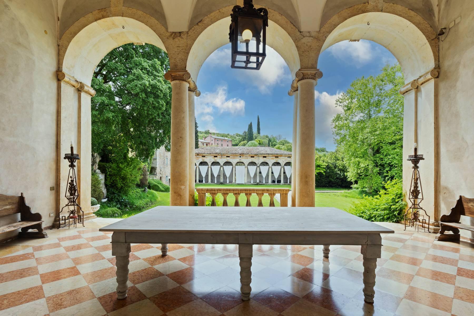 Charmante venezianische Villa nur wenige Minuten von Verona - 3