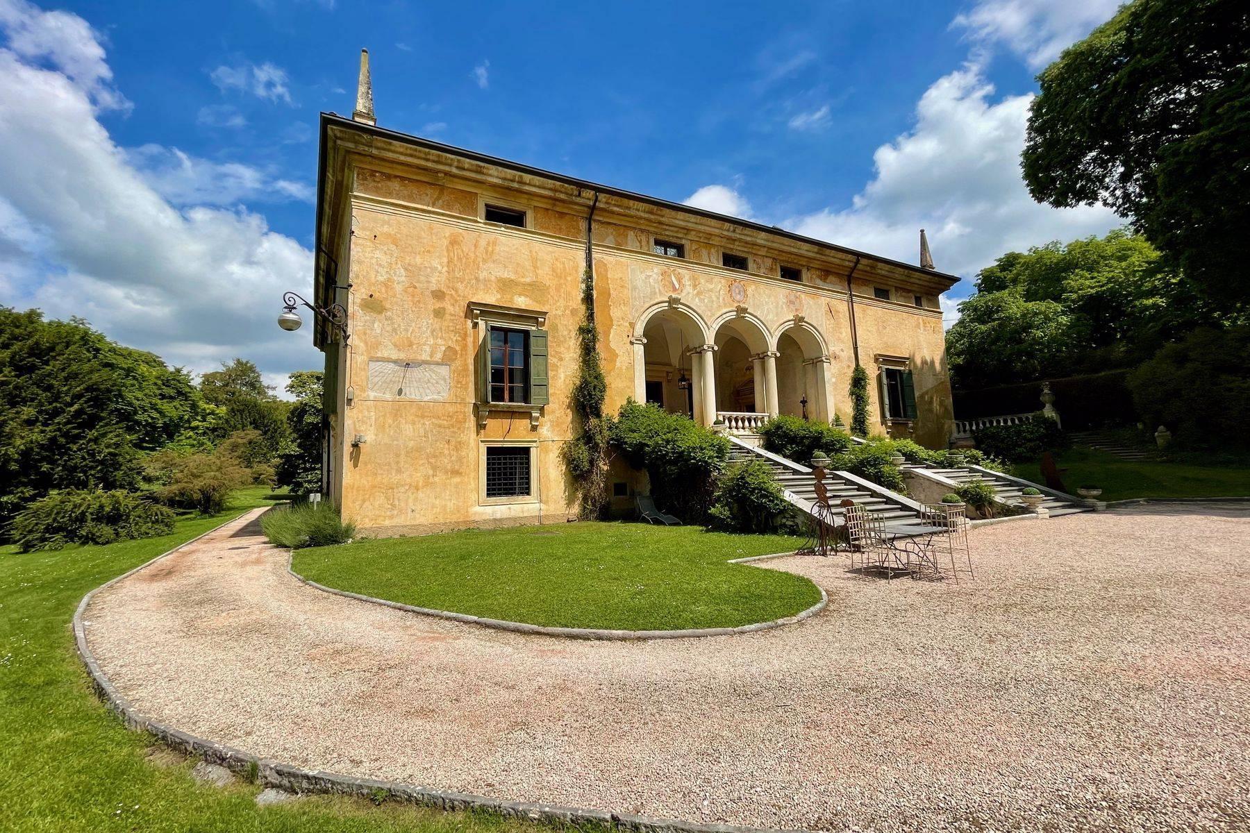 Charmante venezianische Villa nur wenige Minuten von Verona - 1