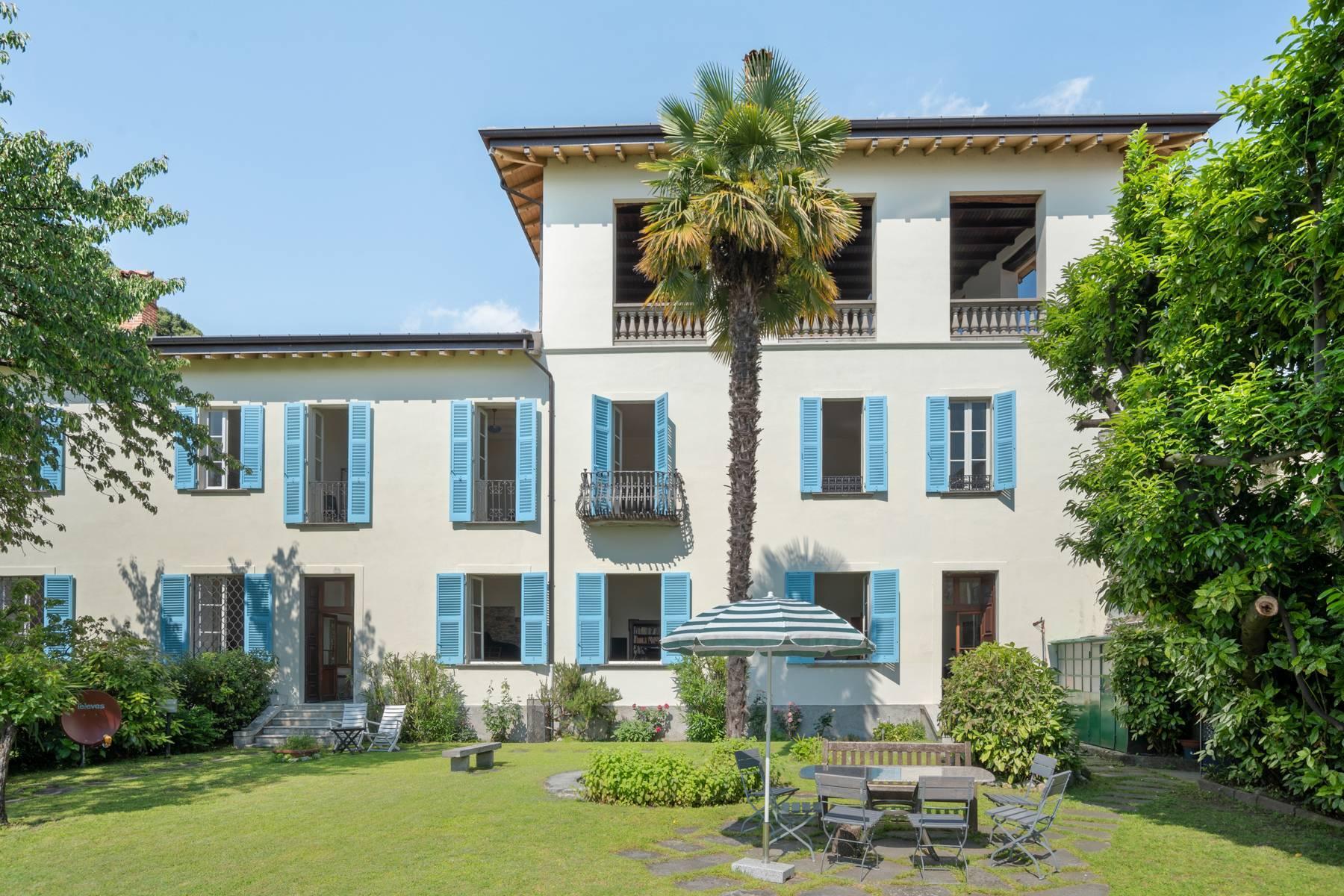 Casa storica direttamente sul lago Maggiore - 6