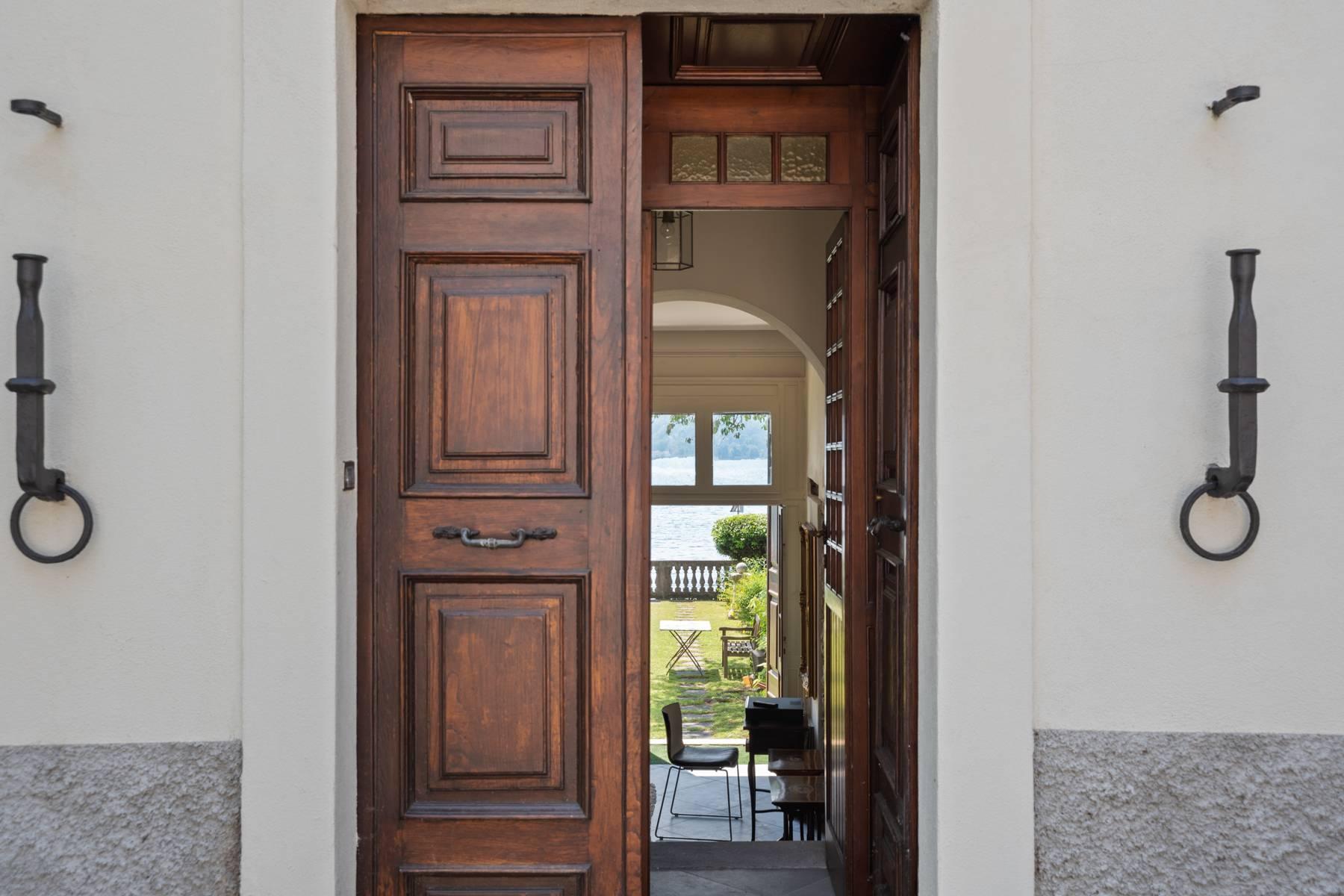 Casa storica direttamente sul lago Maggiore - 11