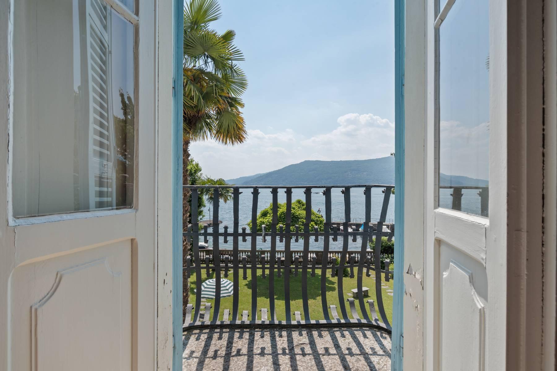 Casa storica direttamente sul lago Maggiore - 4