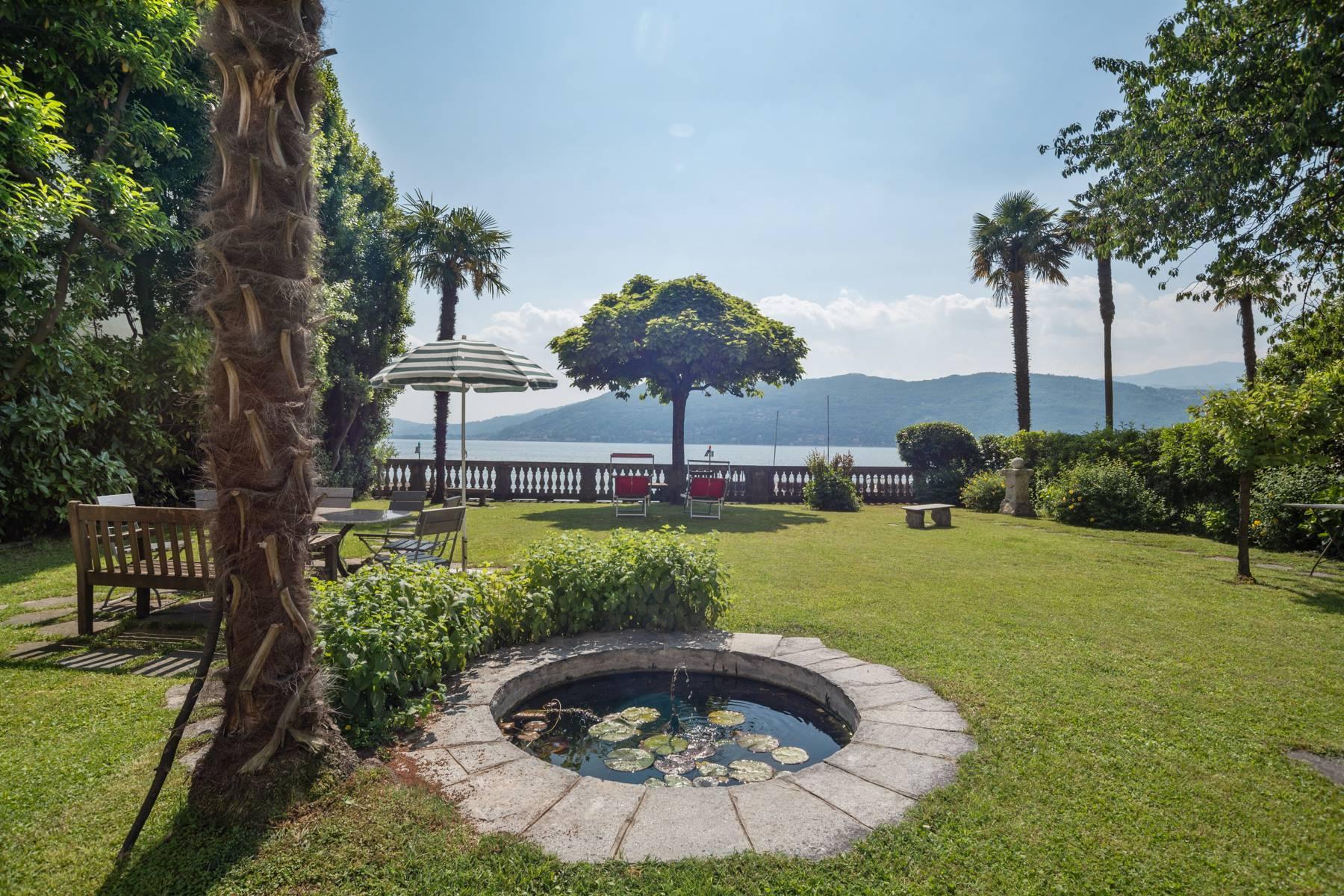 Casa storica direttamente sul lago Maggiore - 9