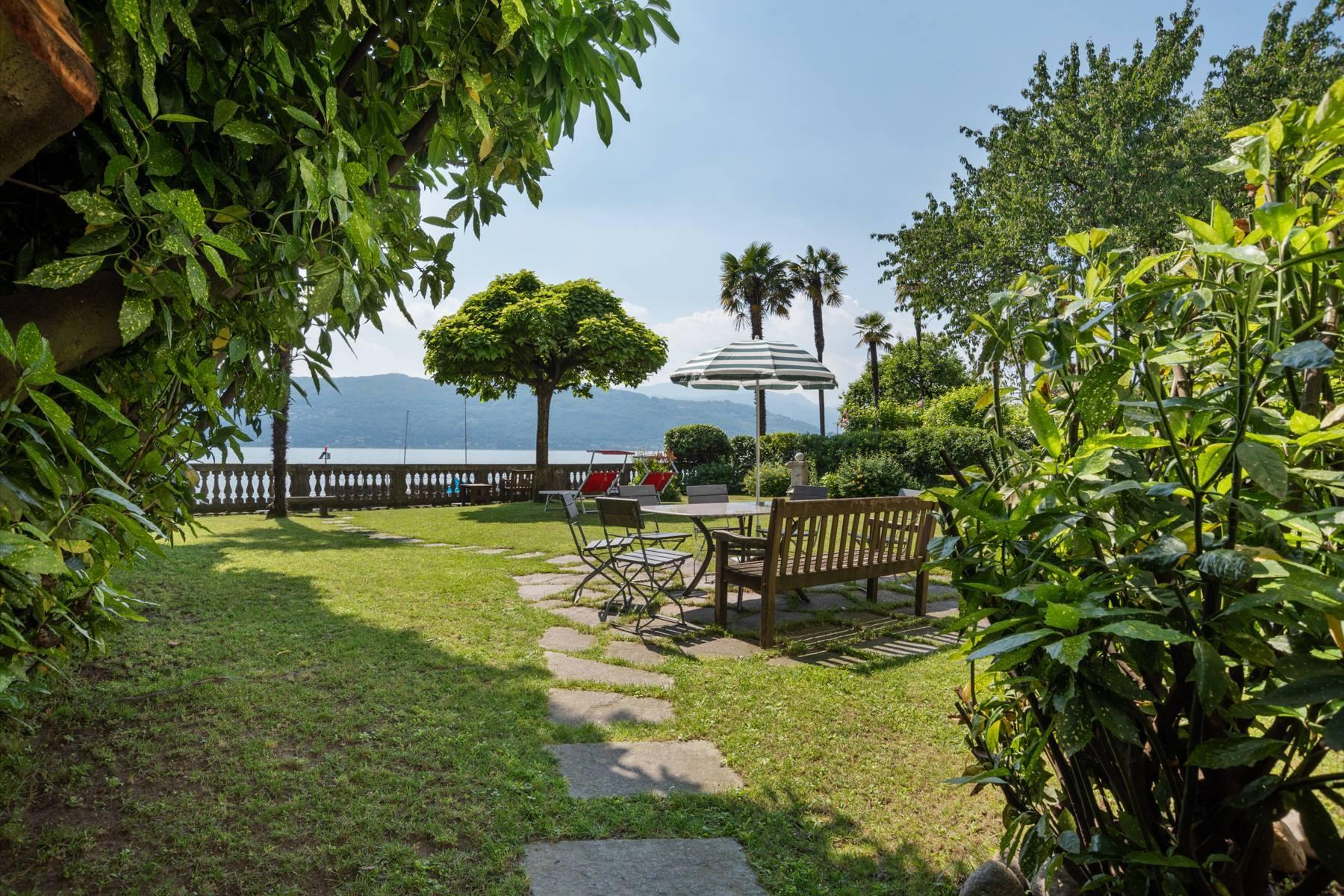 Casa storica direttamente sul lago Maggiore - 44