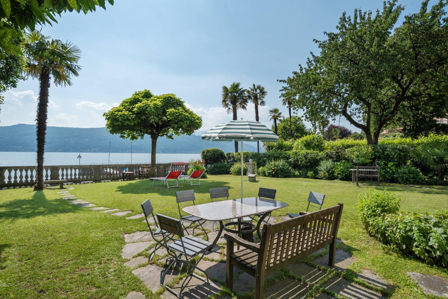 Casa storica direttamente sul lago Maggiore - 7