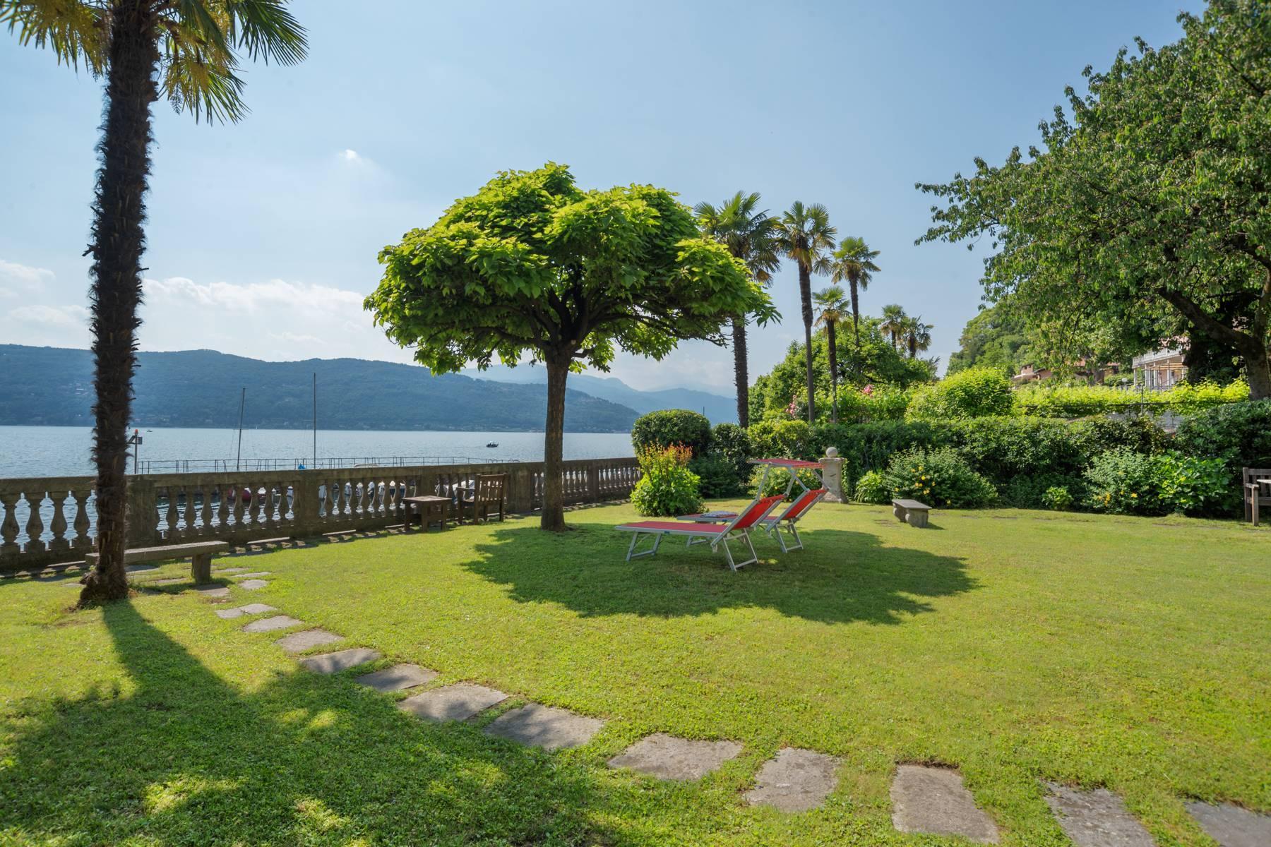 Casa storica direttamente sul lago Maggiore - 48