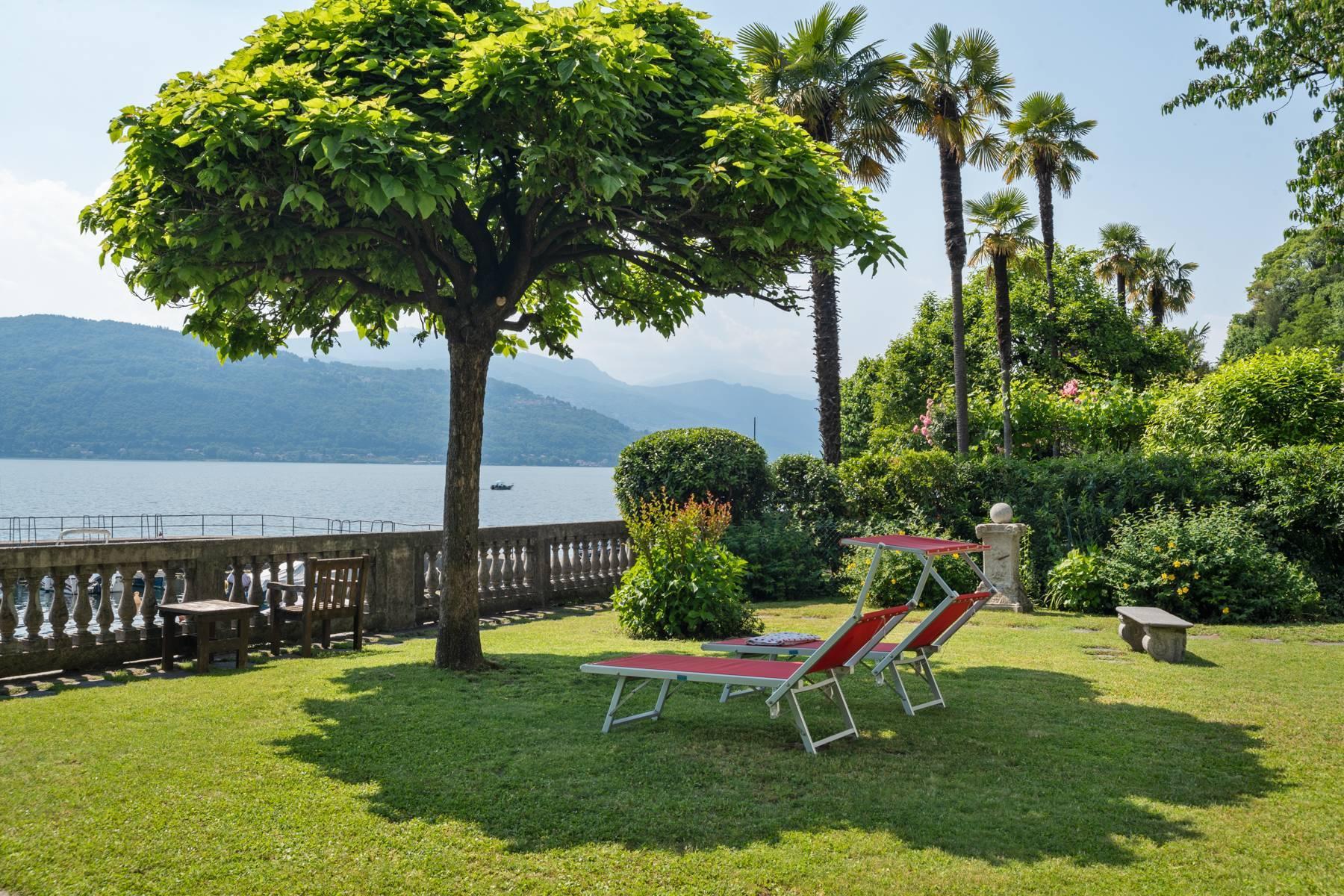 Casa storica direttamente sul lago Maggiore - 49