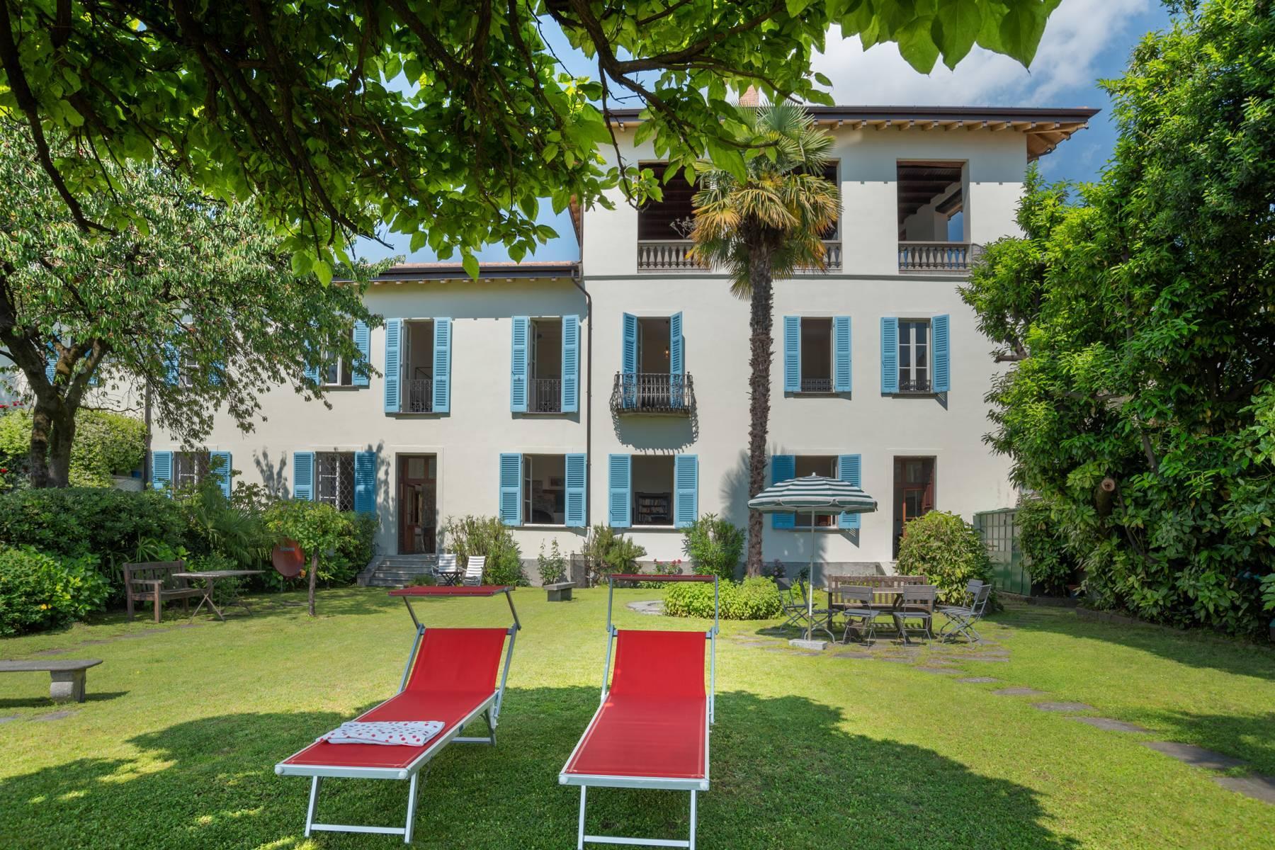 Casa storica direttamente sul lago Maggiore - 5