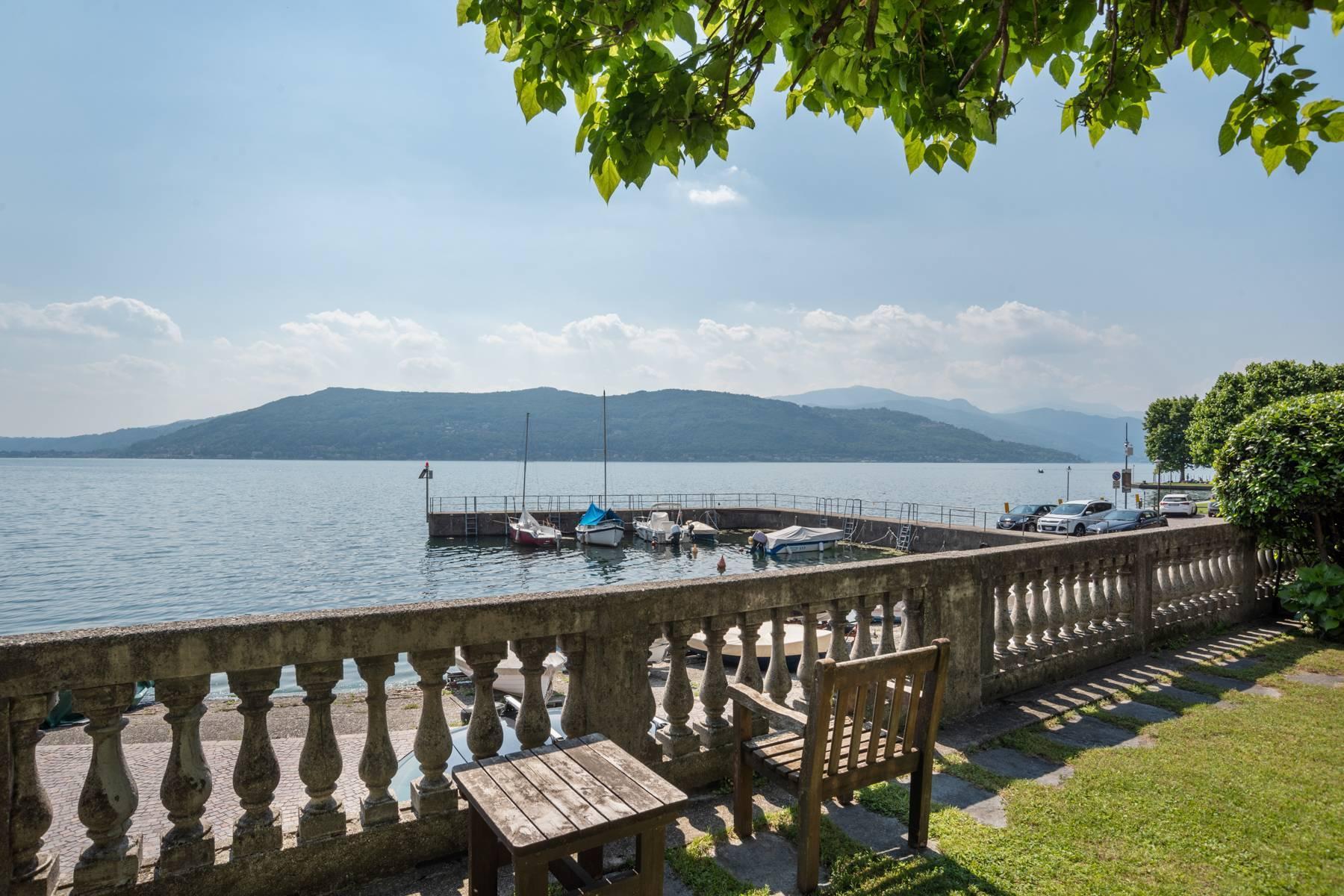 Casa storica direttamente sul lago Maggiore - 2