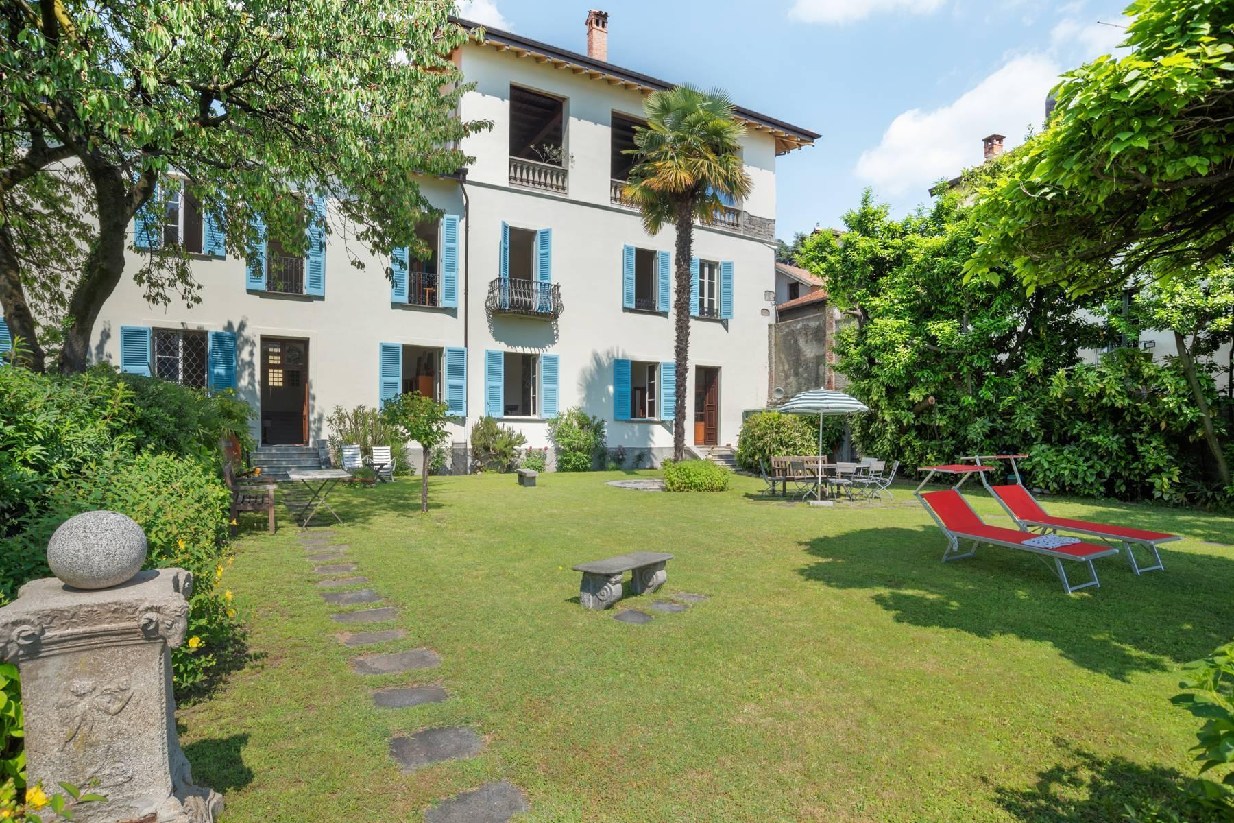 Casa storica direttamente sul lago Maggiore - 8