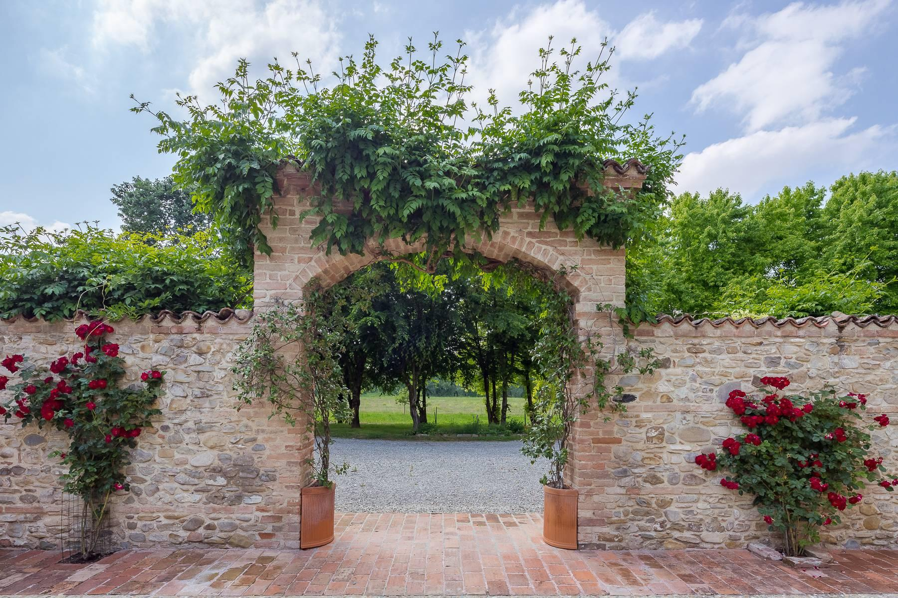 Ancient charming property on the hills of Piacenza - 9