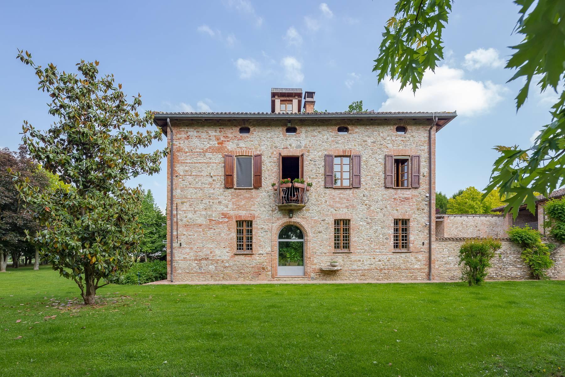 Antikes charmantes Bauernhaus auf den Hügeln von Piacenza - 7