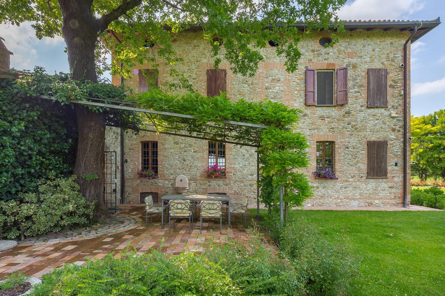 Ancient charming property on the hills of Piacenza - 11