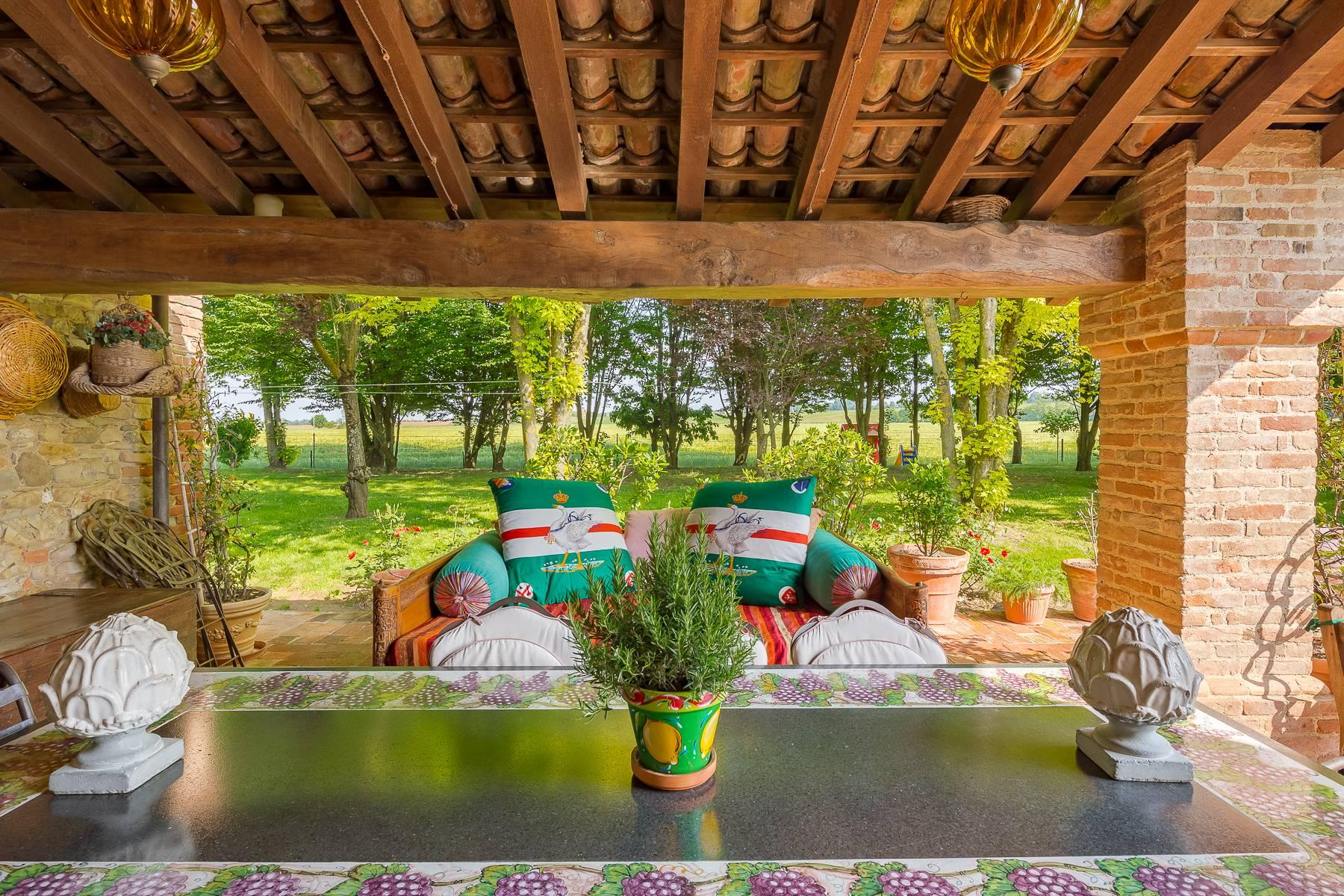 Ancient charming property on the hills of Piacenza - 12
