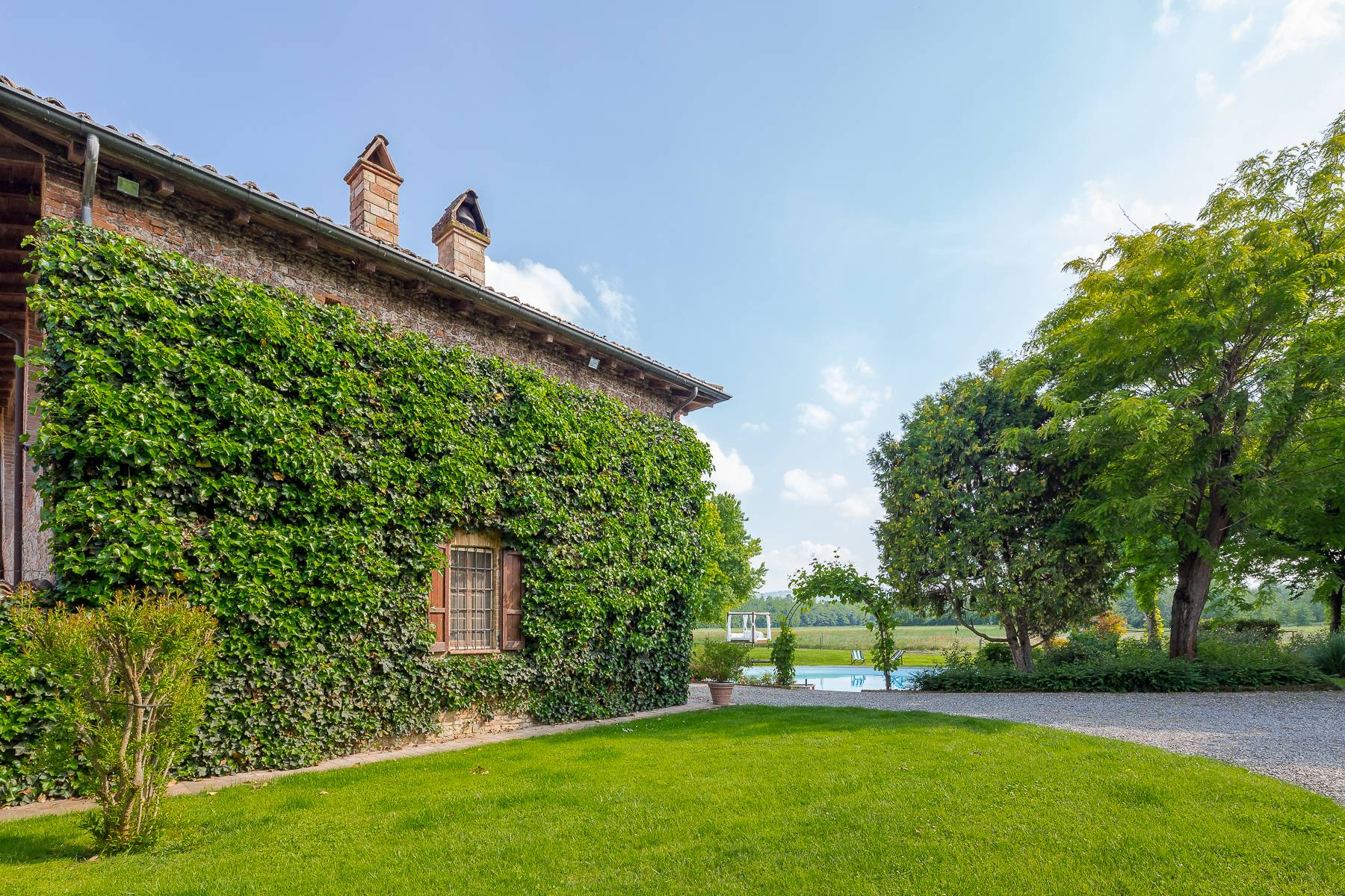 Ancient charming property on the hills of Piacenza - 24