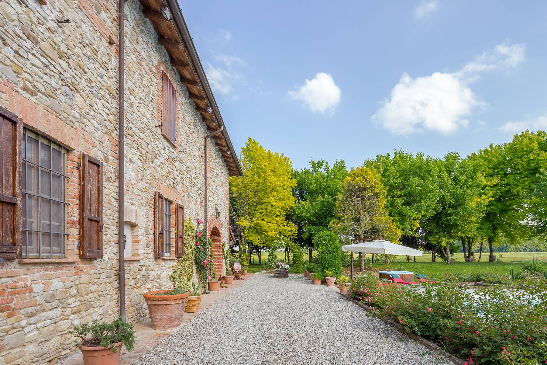 Ancient charming property on the hills of Piacenza - 26