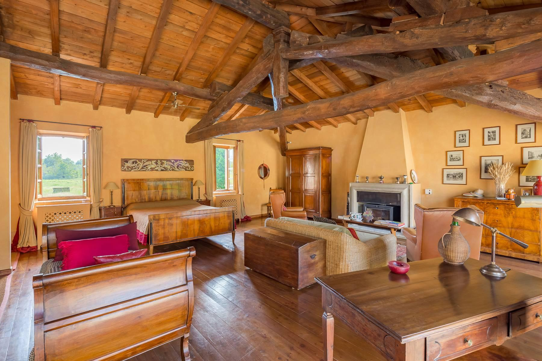 Ancient charming property on the hills of Piacenza - 28