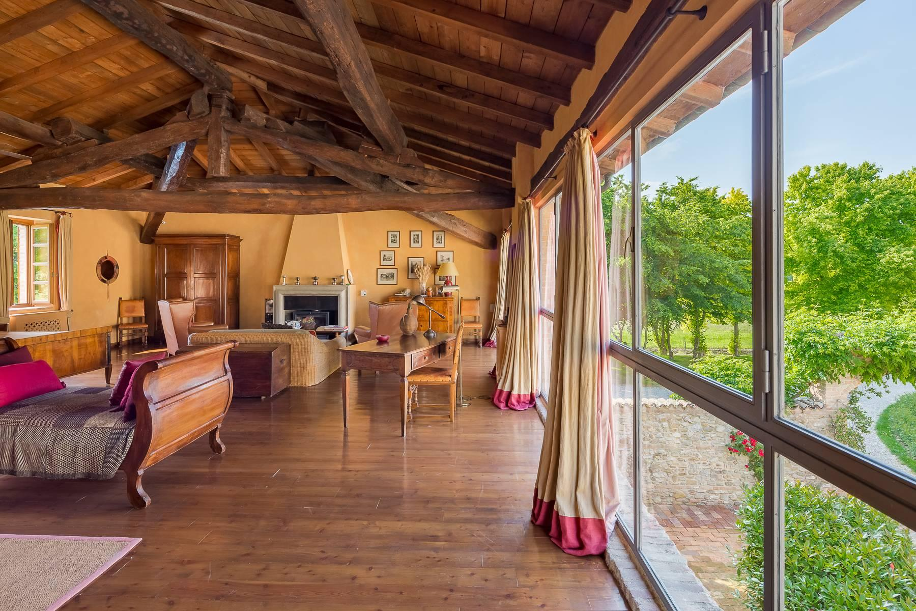 Ancient charming property on the hills of Piacenza - 29