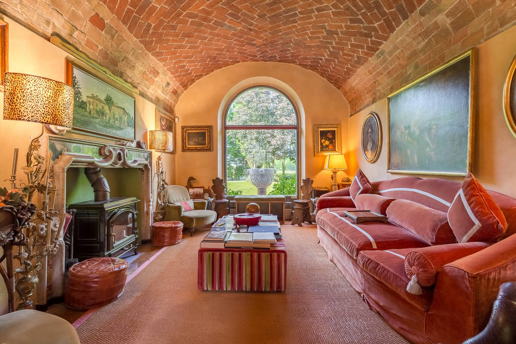 Ancient charming property on the hills of Piacenza - 30