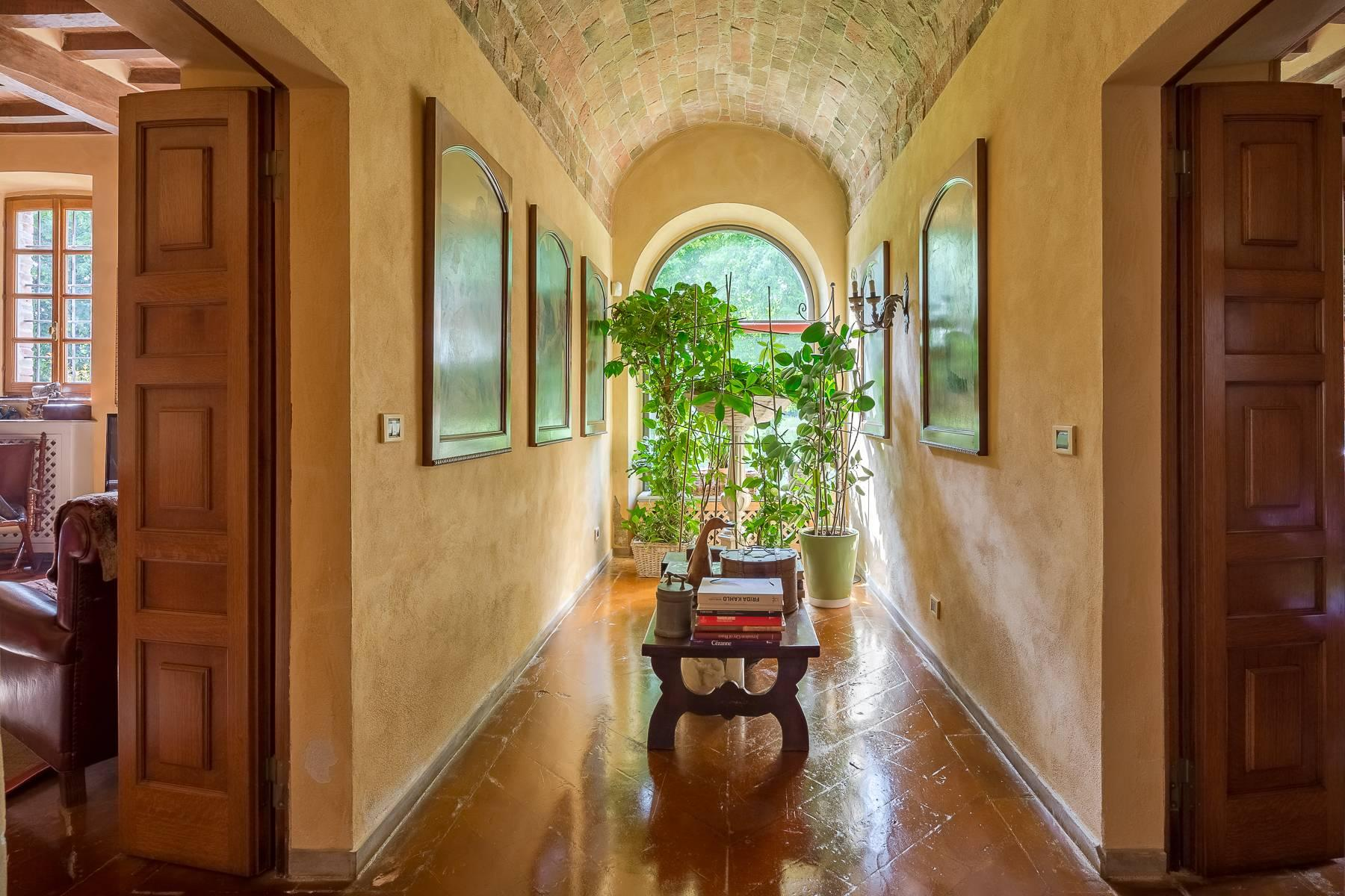 Ancient charming property on the hills of Piacenza - 31