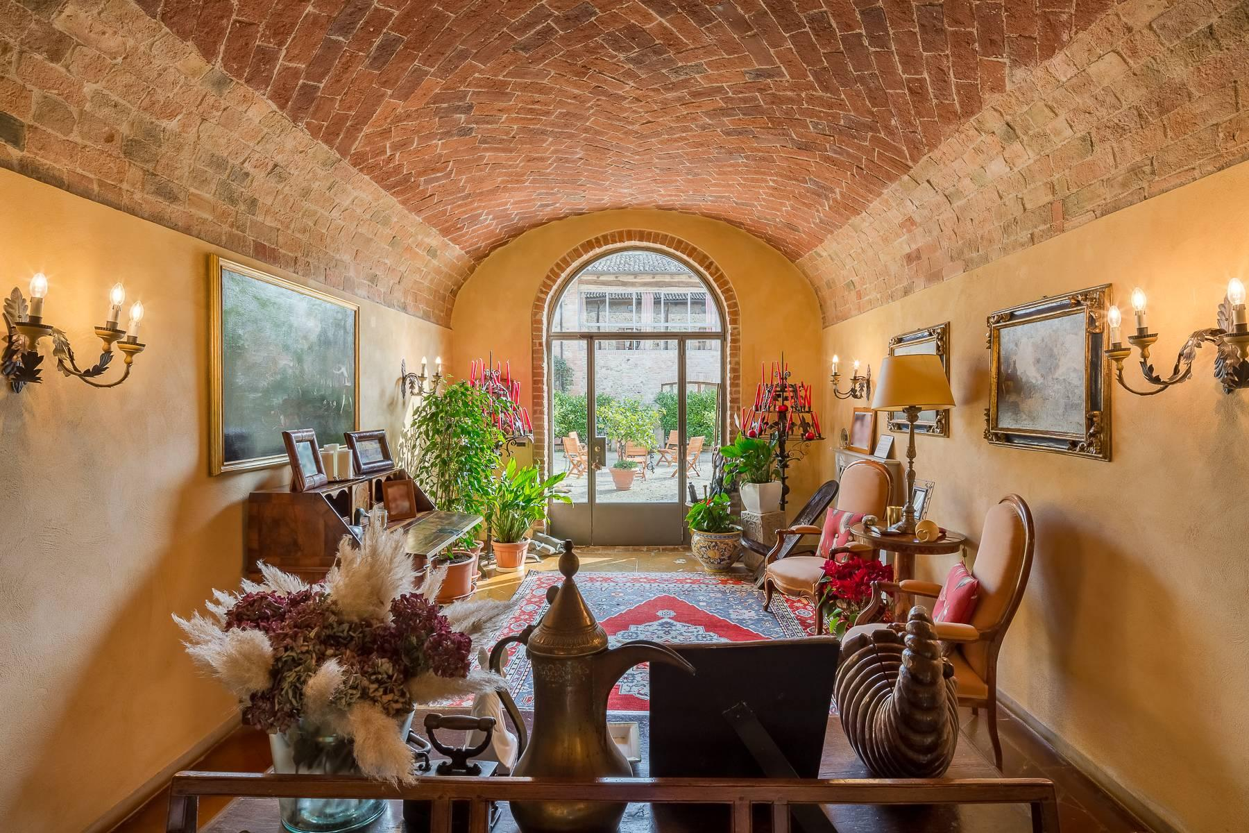 Ancient charming property on the hills of Piacenza - 34