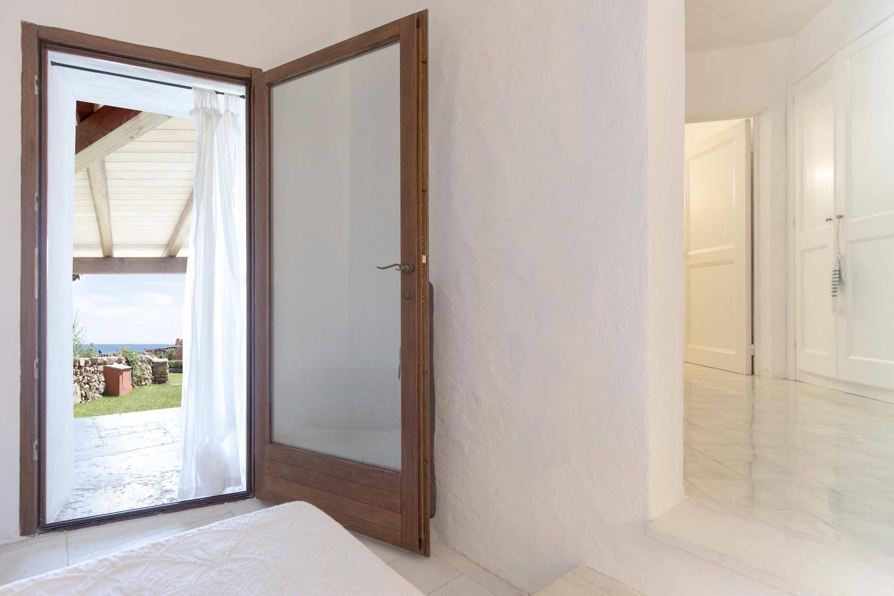 Luminoso appartamento con vista mare a Dolce Sposa - 18