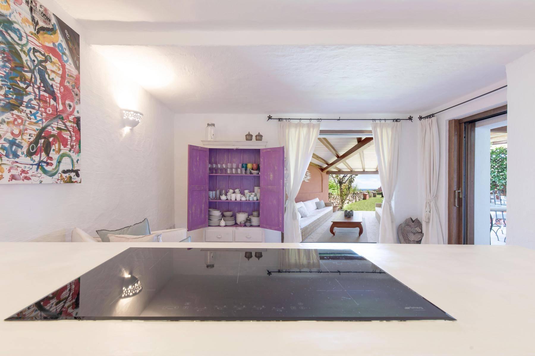 Luminoso appartamento con vista mare a Dolce Sposa - 6