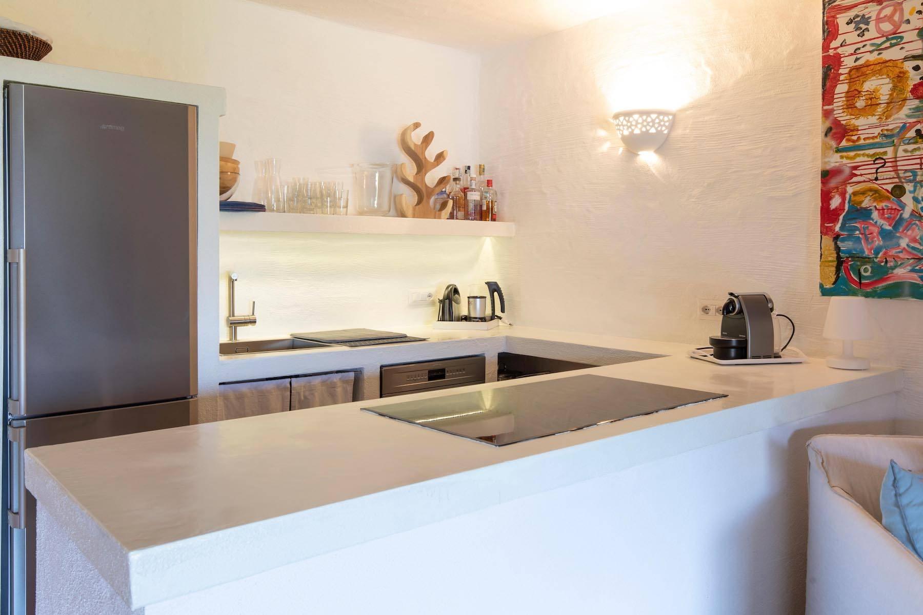 Luminoso appartamento con vista mare a Dolce Sposa - 7