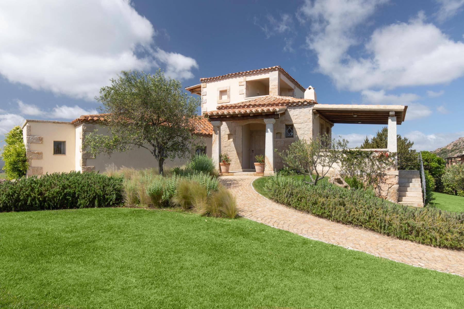Elegant newly built villa on the hill of Pevero Golf - 10