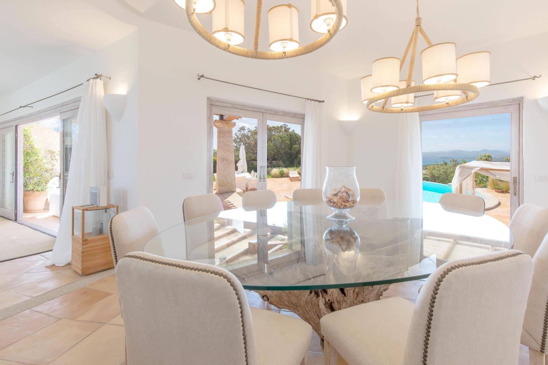 Elegant newly built villa on the hill of Pevero Golf - 15