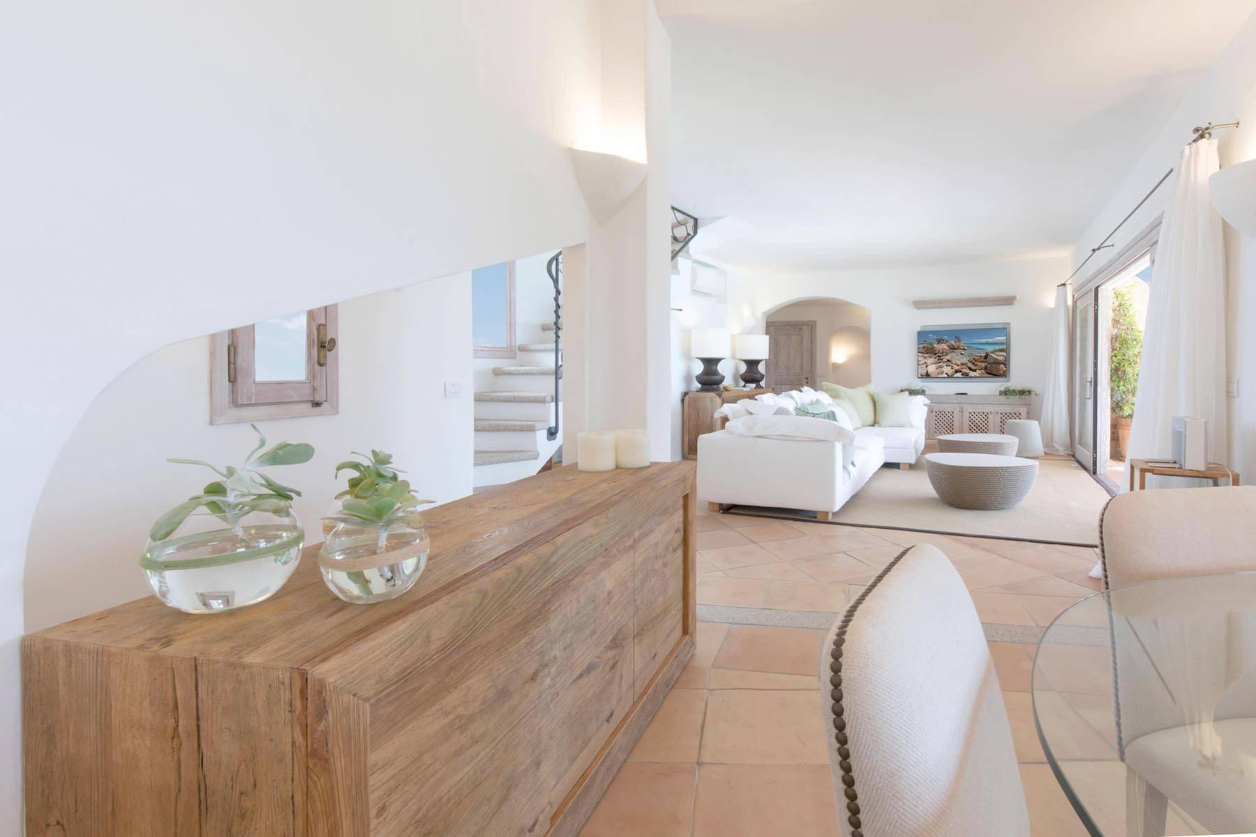 Elegant newly built villa on the hill of Pevero Golf - 16
