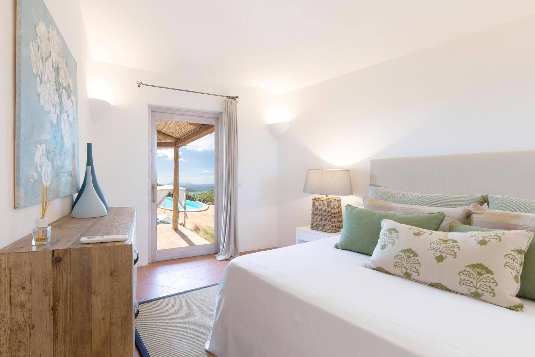 Elegant newly built villa on the hill of Pevero Golf - 17