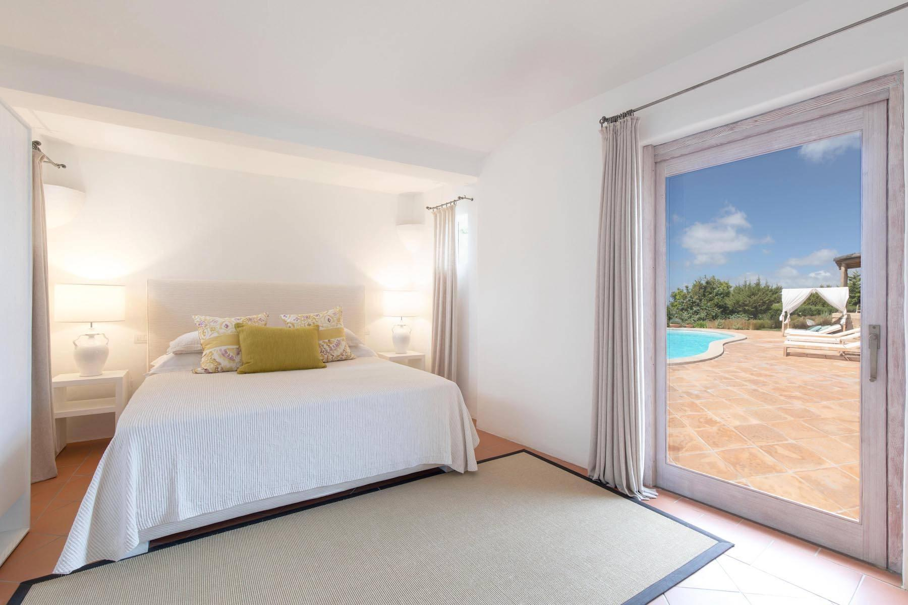 Elegant newly built villa on the hill of Pevero Golf - 19