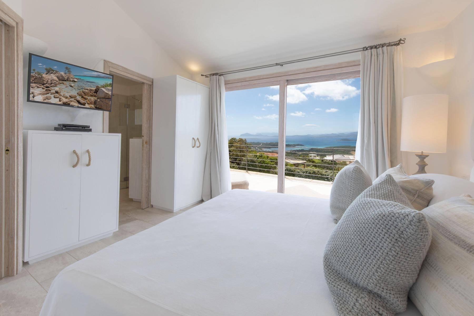 Elegant newly built villa on the hill of Pevero Golf - 26