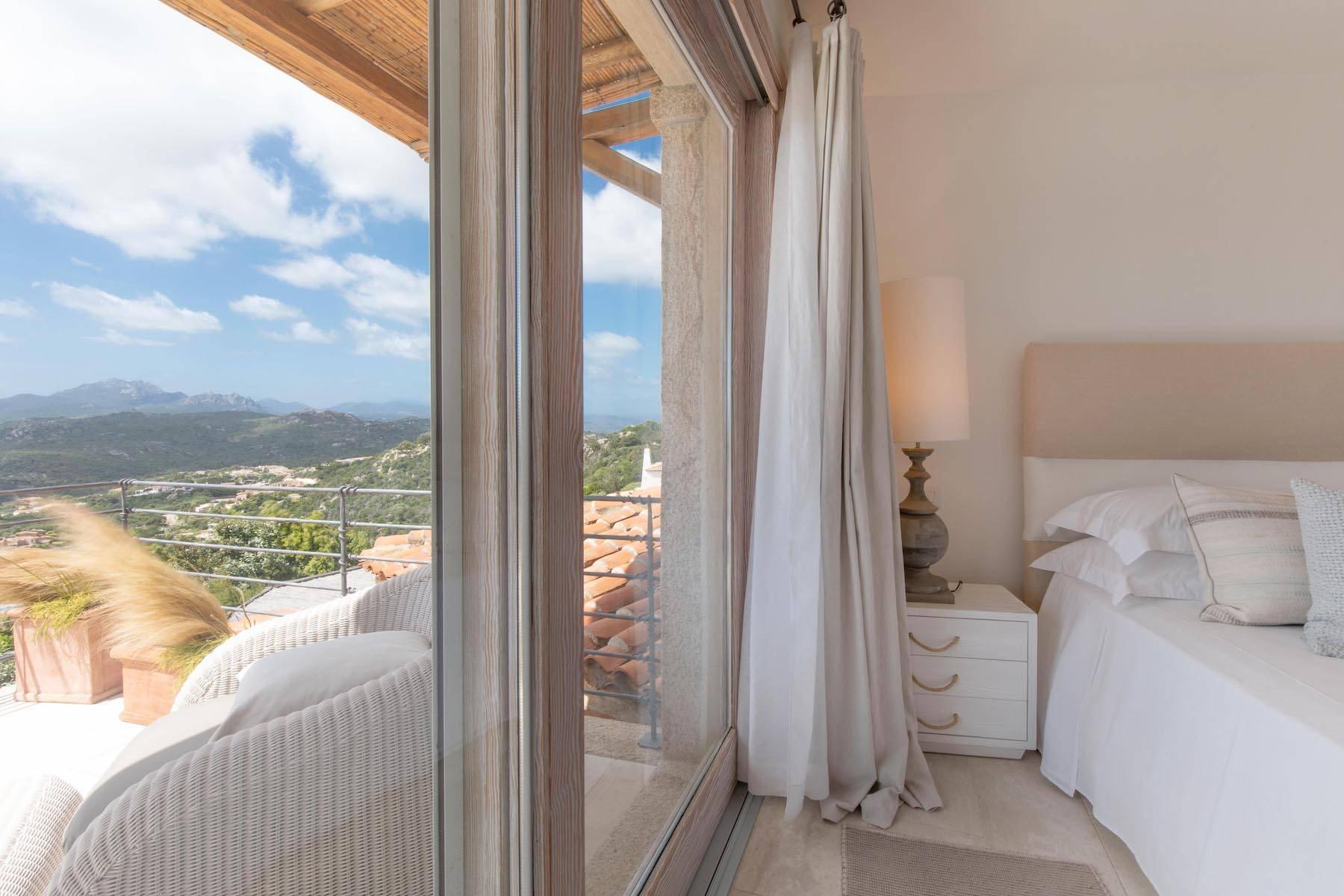 Elegant newly built villa on the hill of Pevero Golf - 27