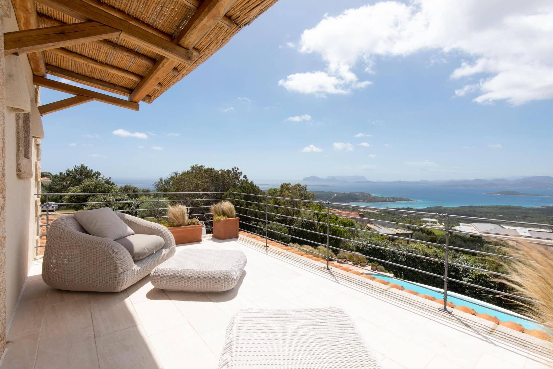 Elegant newly built villa on the hill of Pevero Golf - 29