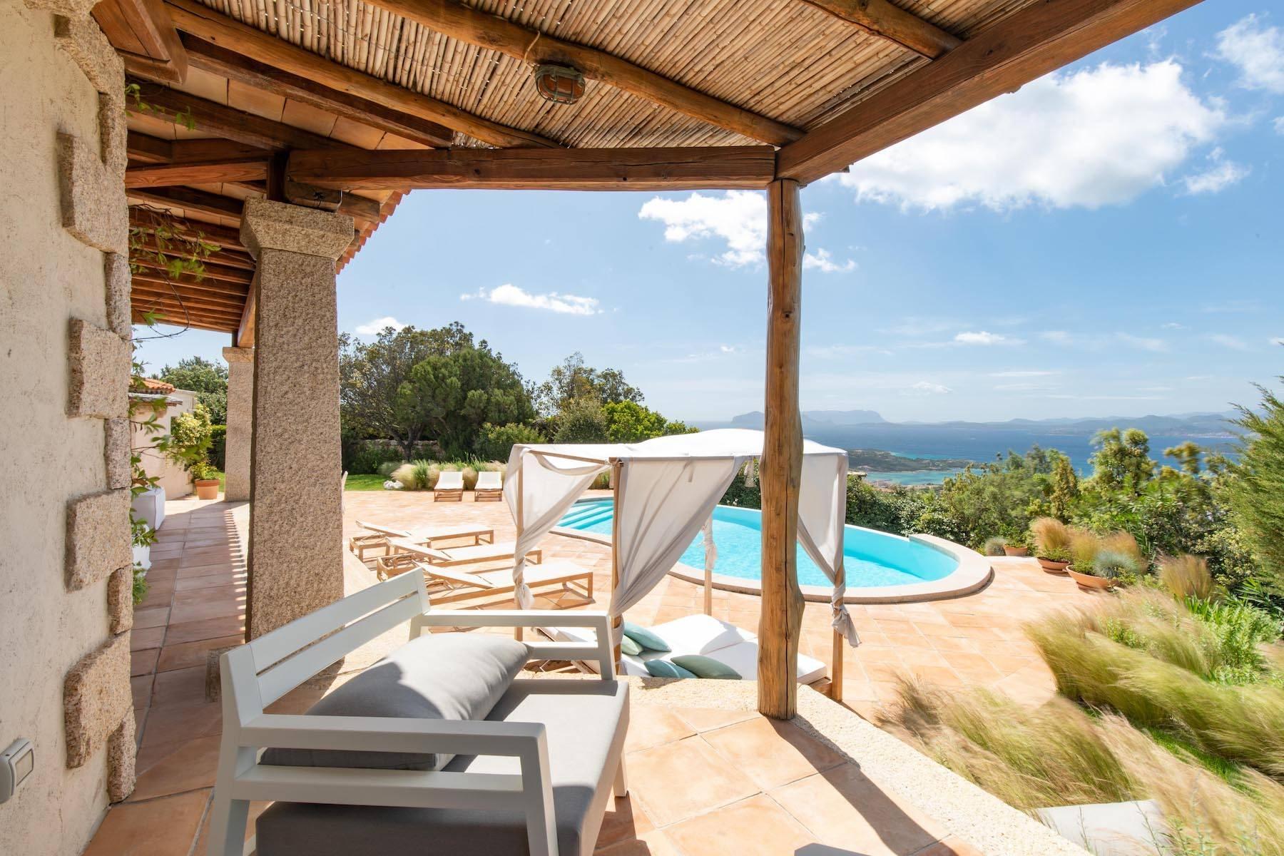 Elegant newly built villa on the hill of Pevero Golf - 33