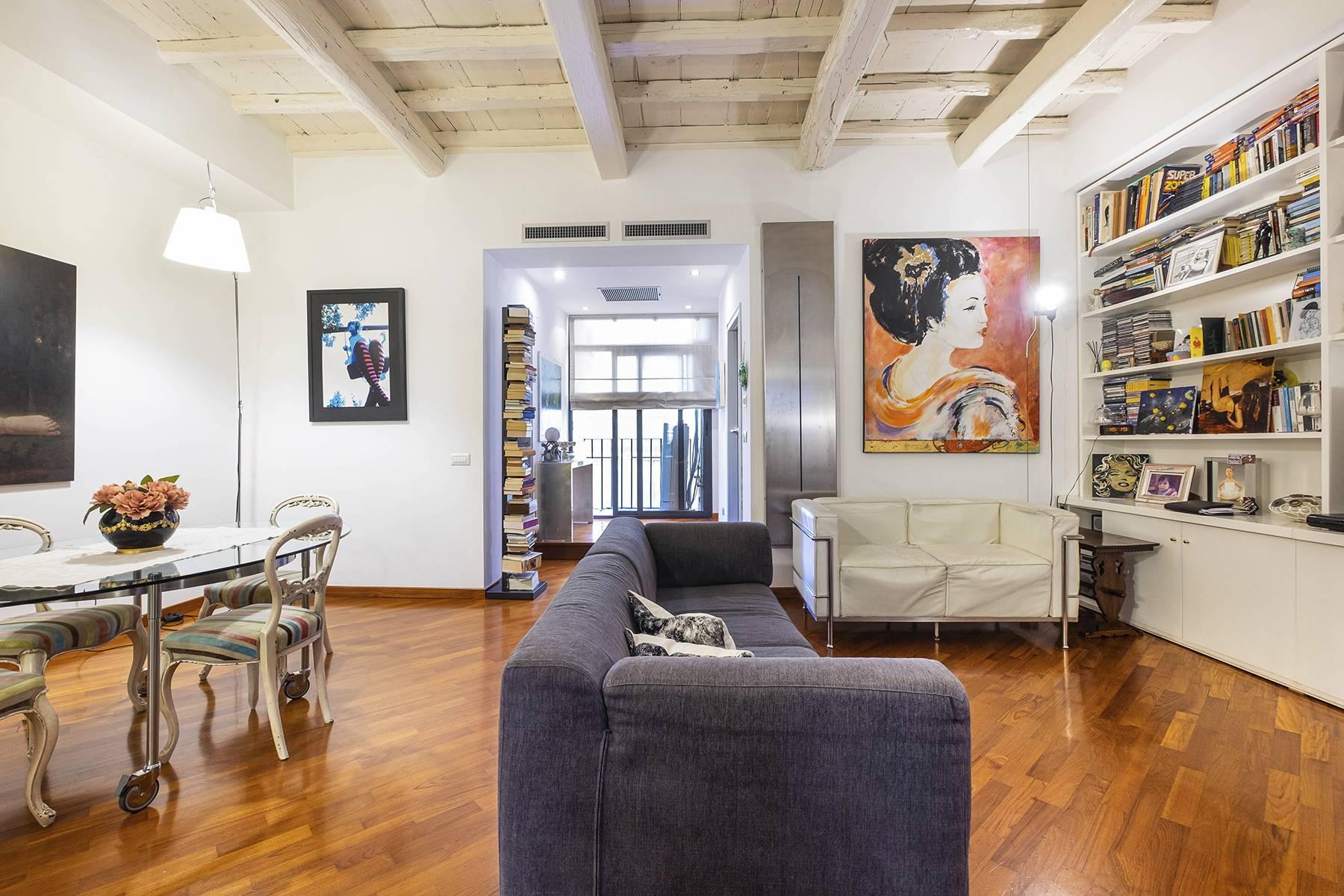 Elegant and bright apartment in Monti - 4