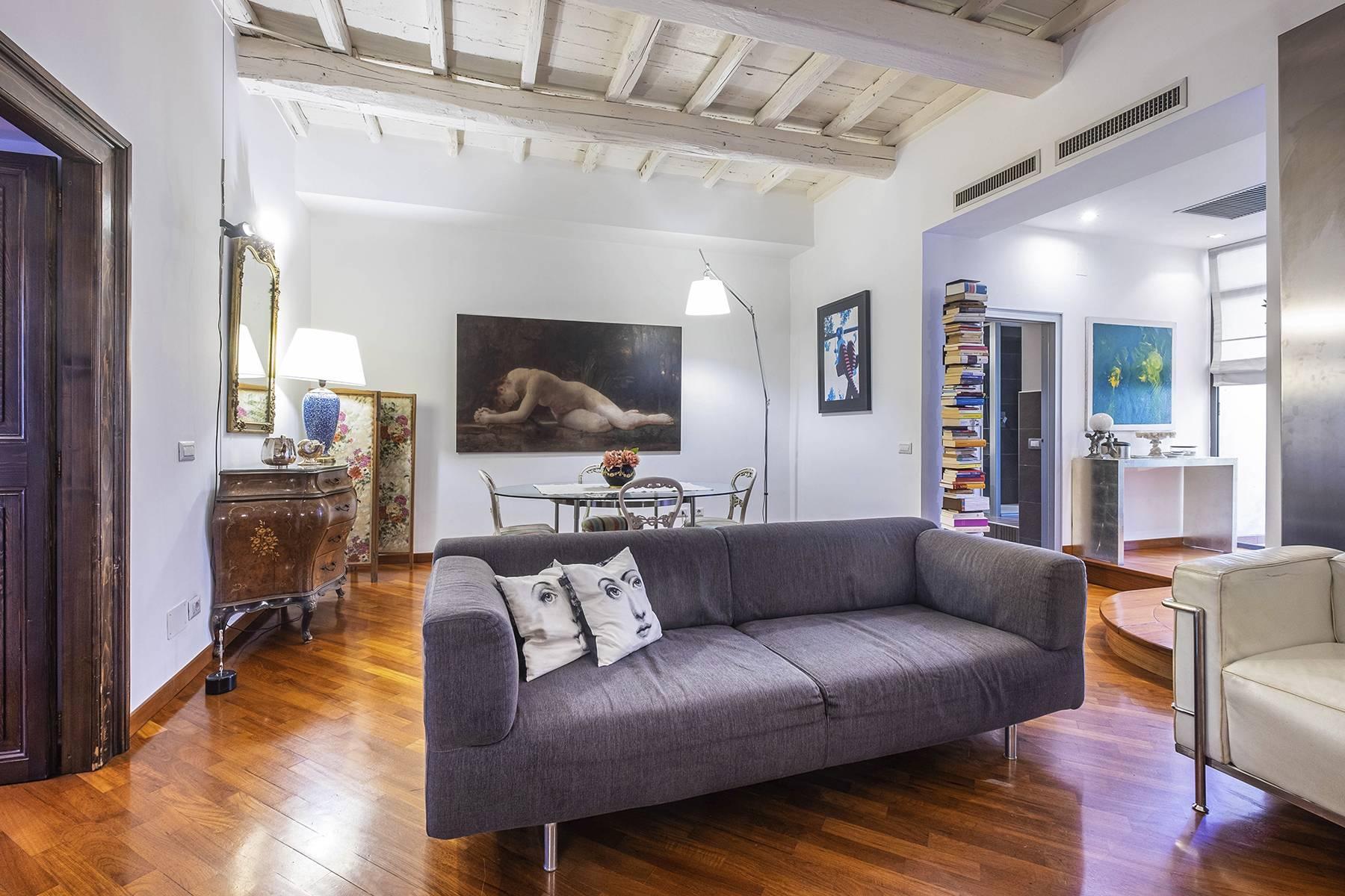 Elegant and bright apartment in Monti - 5