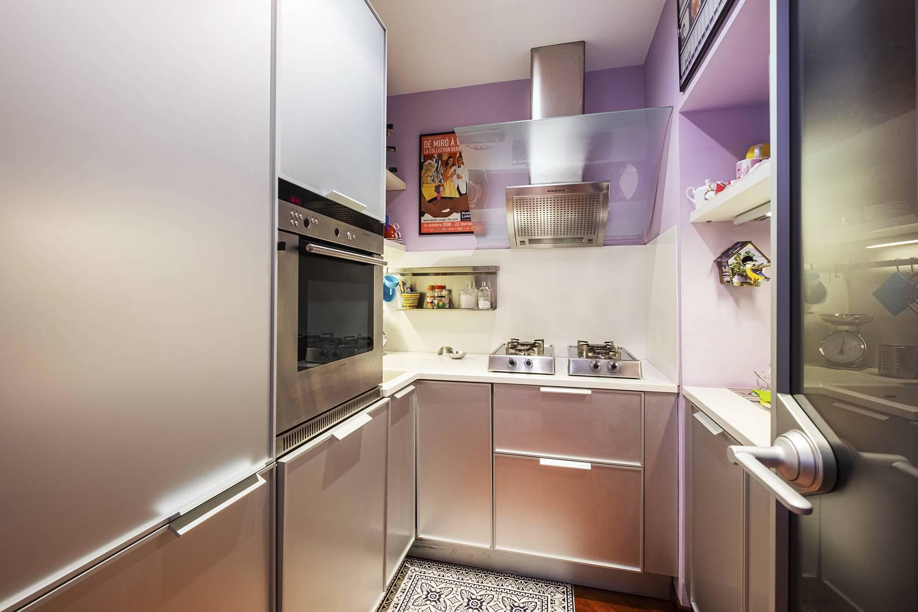Elegant and bright apartment in Monti - 6