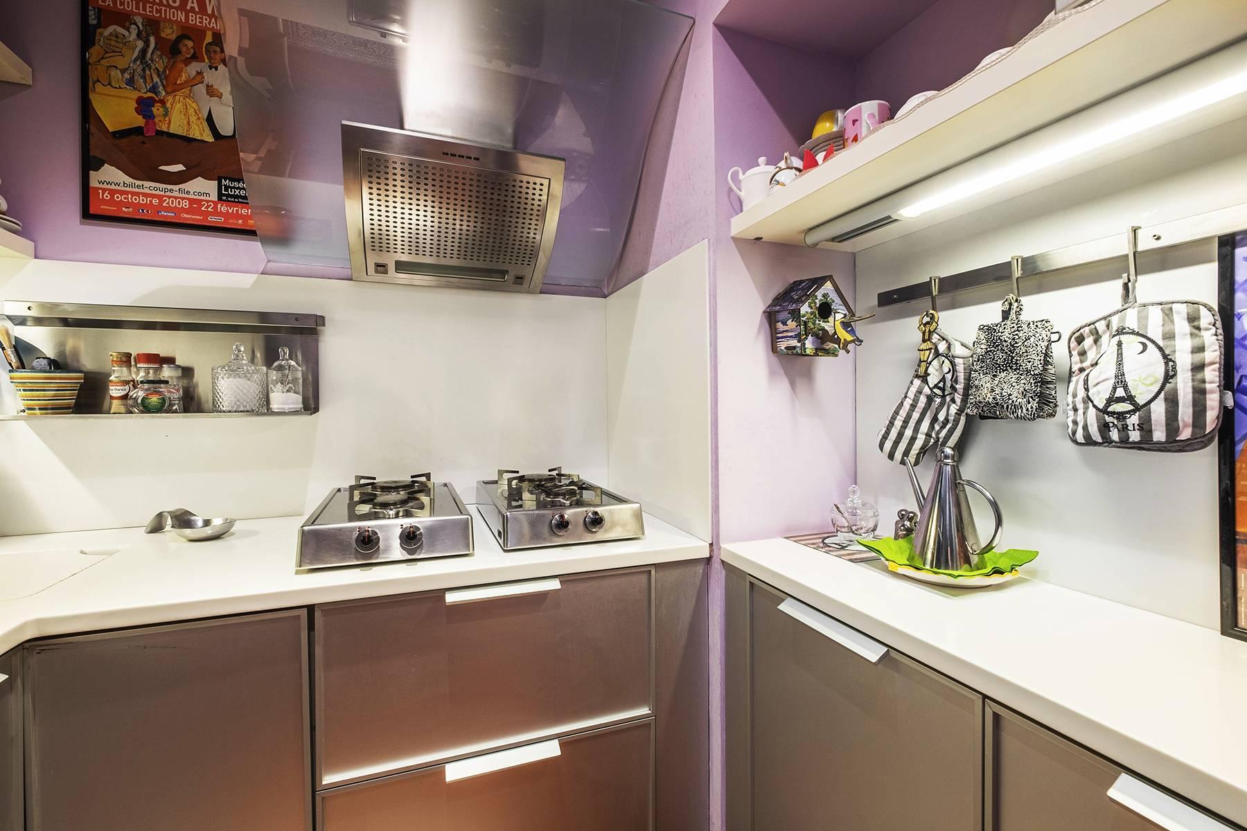 Elegant and bright apartment in Monti - 8