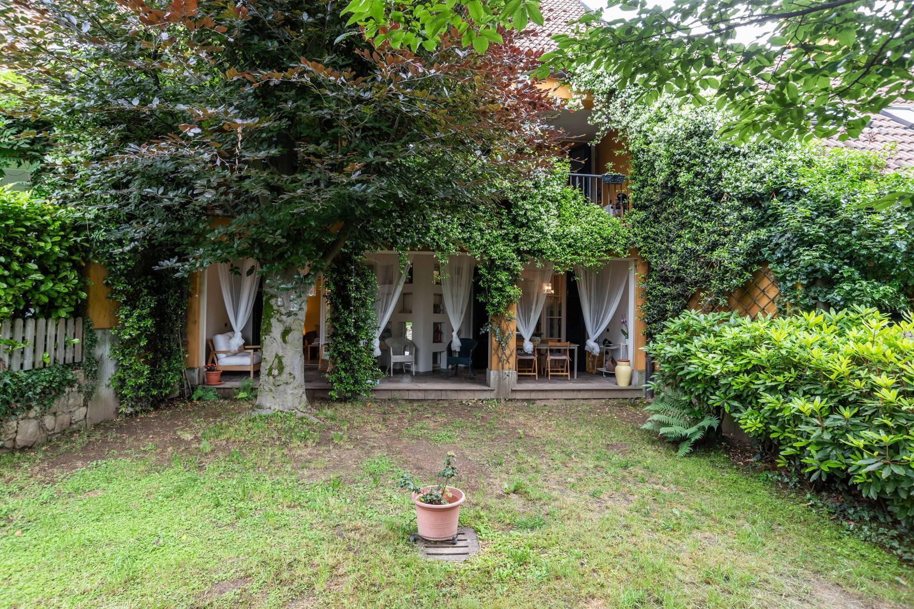 Elegante Villa im Golfclub Castelconturbia - 12
