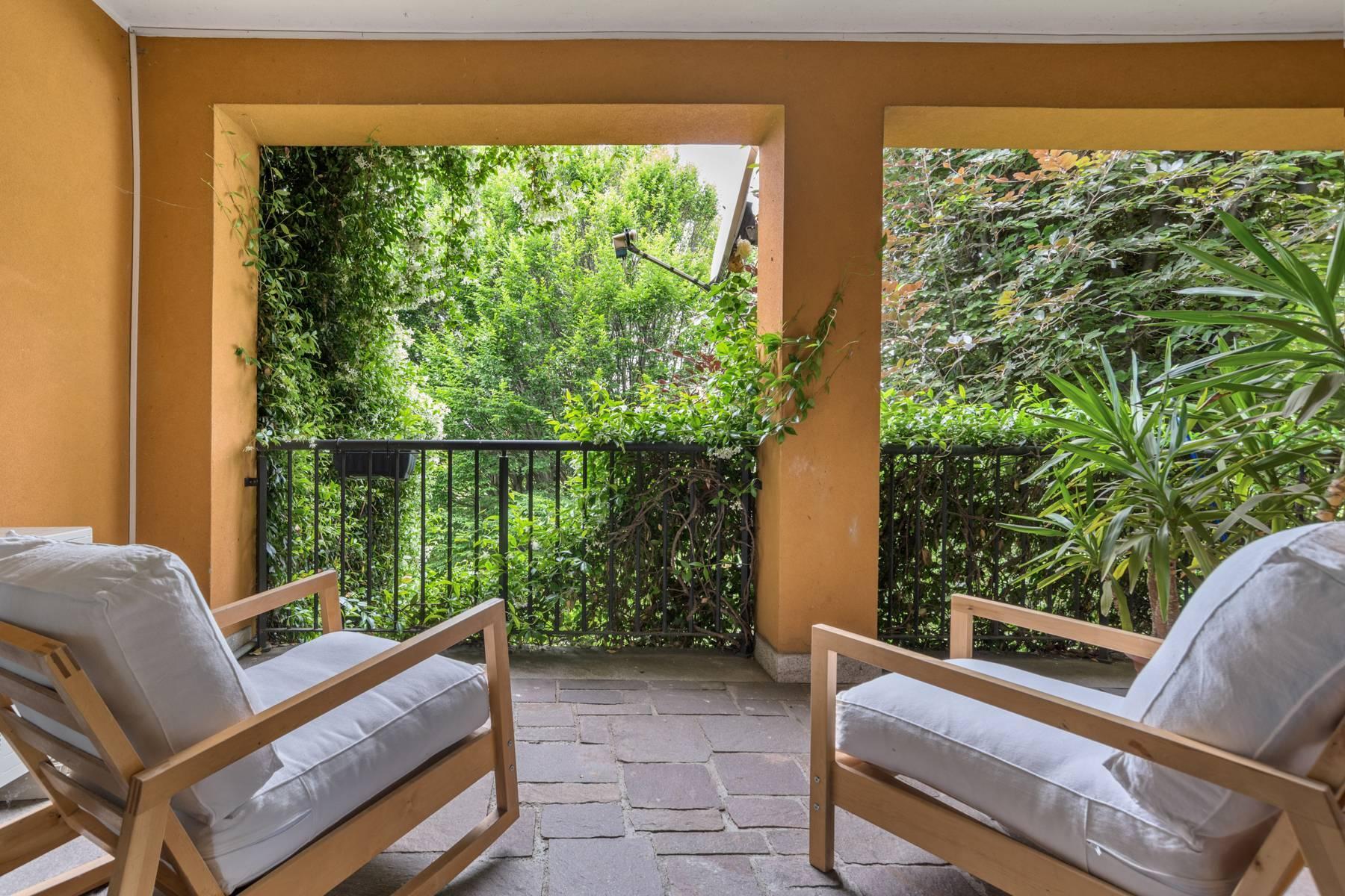 Elegante Villa im Golfclub Castelconturbia - 14