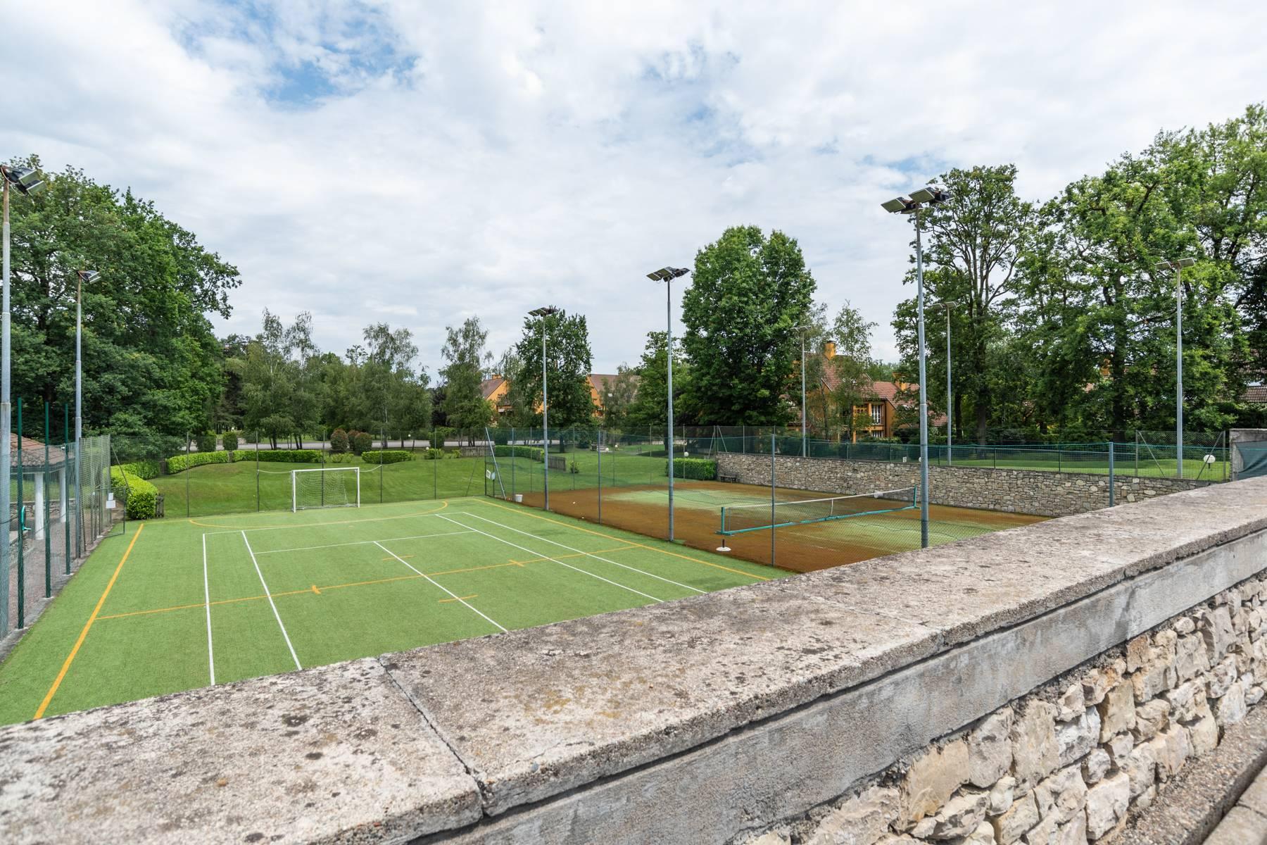 Elegante Villa im Golfclub Castelconturbia - 21
