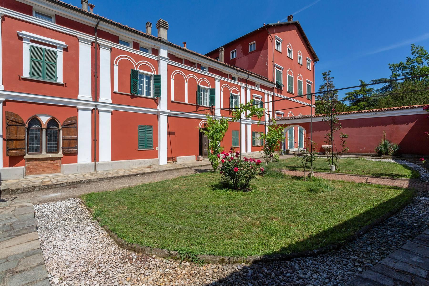 Herrliche Historische Villa in der Nähe der Gavi Hügeln - 14