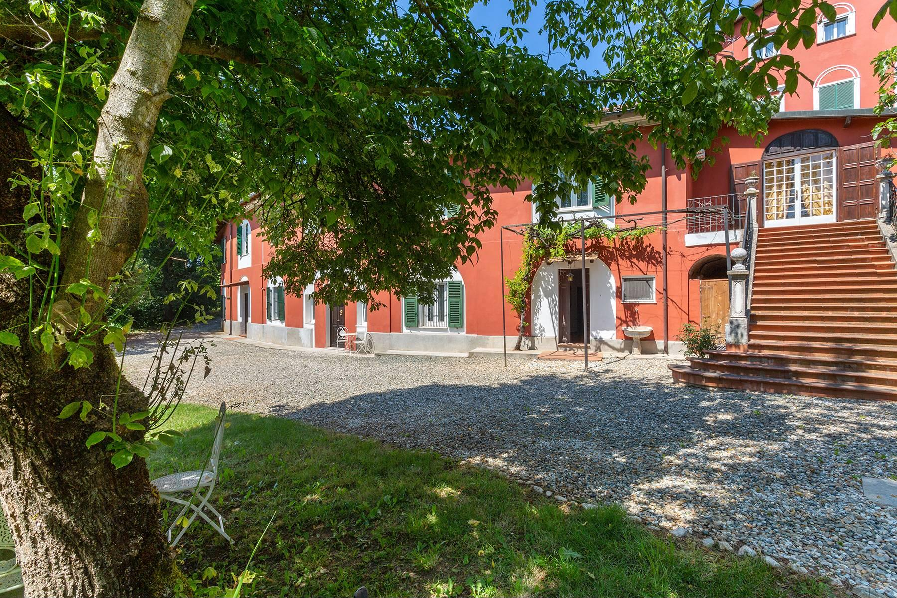 Herrliche Historische Villa in der Nähe der Gavi Hügeln - 22