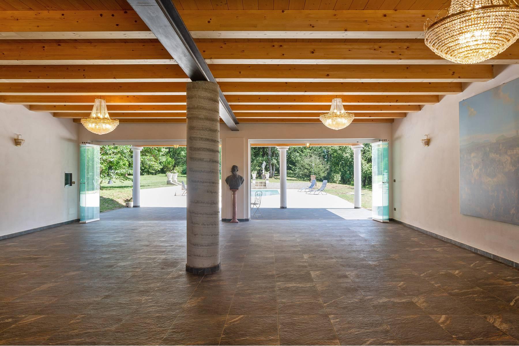 Herrliche Historische Villa in der Nähe der Gavi Hügeln - 24