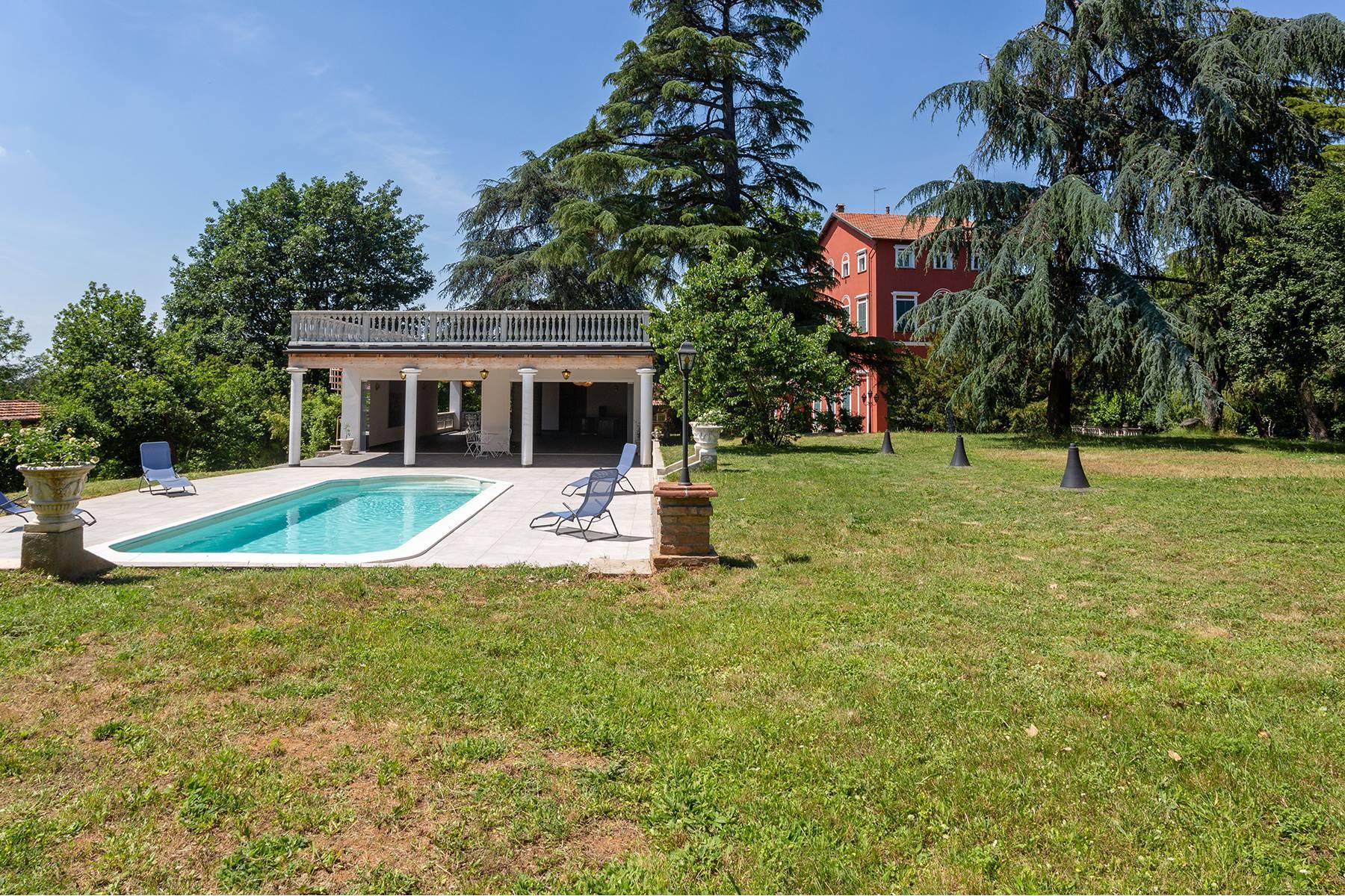 Herrliche Historische Villa in der Nähe der Gavi Hügeln - 12