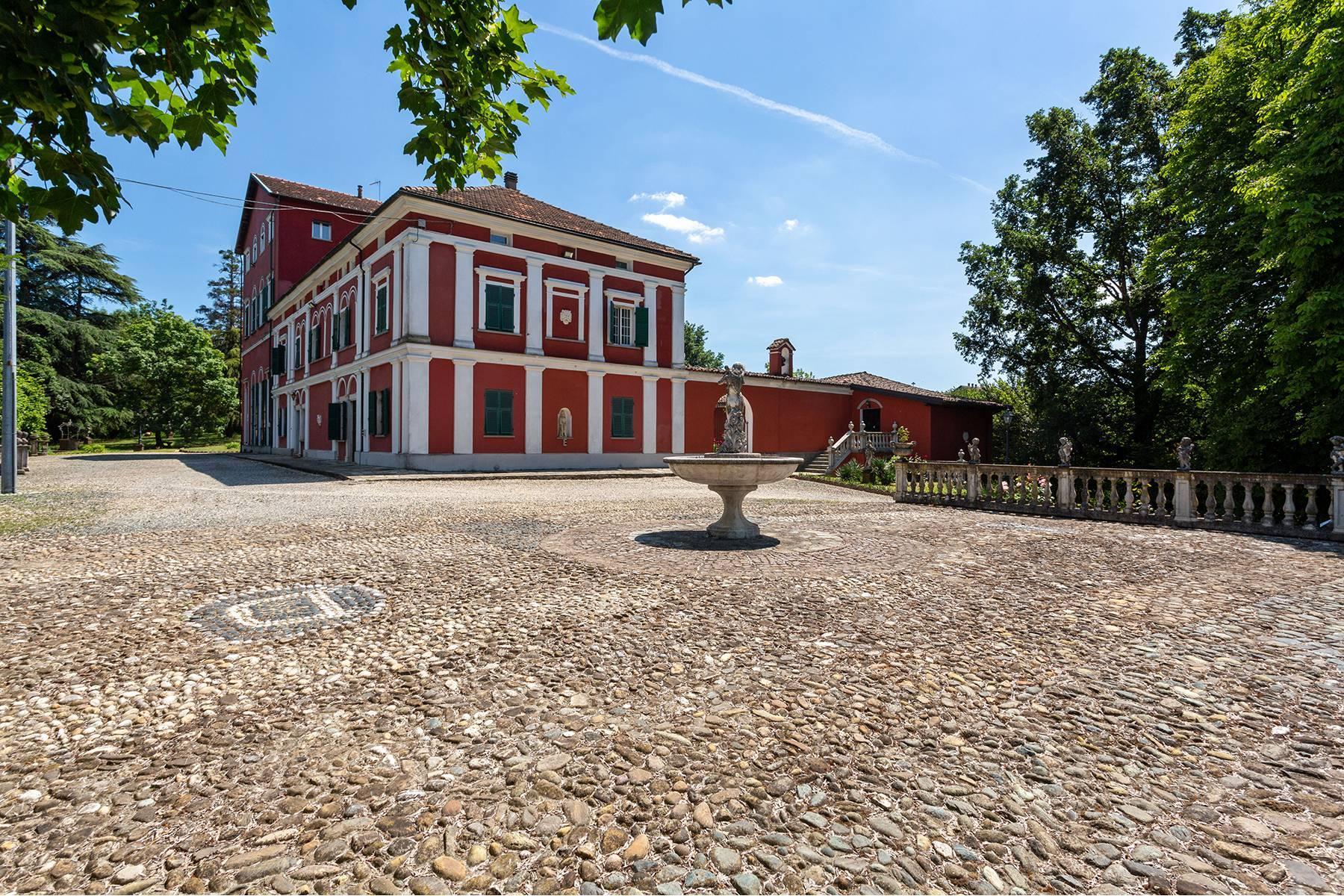Maestosa Villa Storica alle porte del Gavi - 1