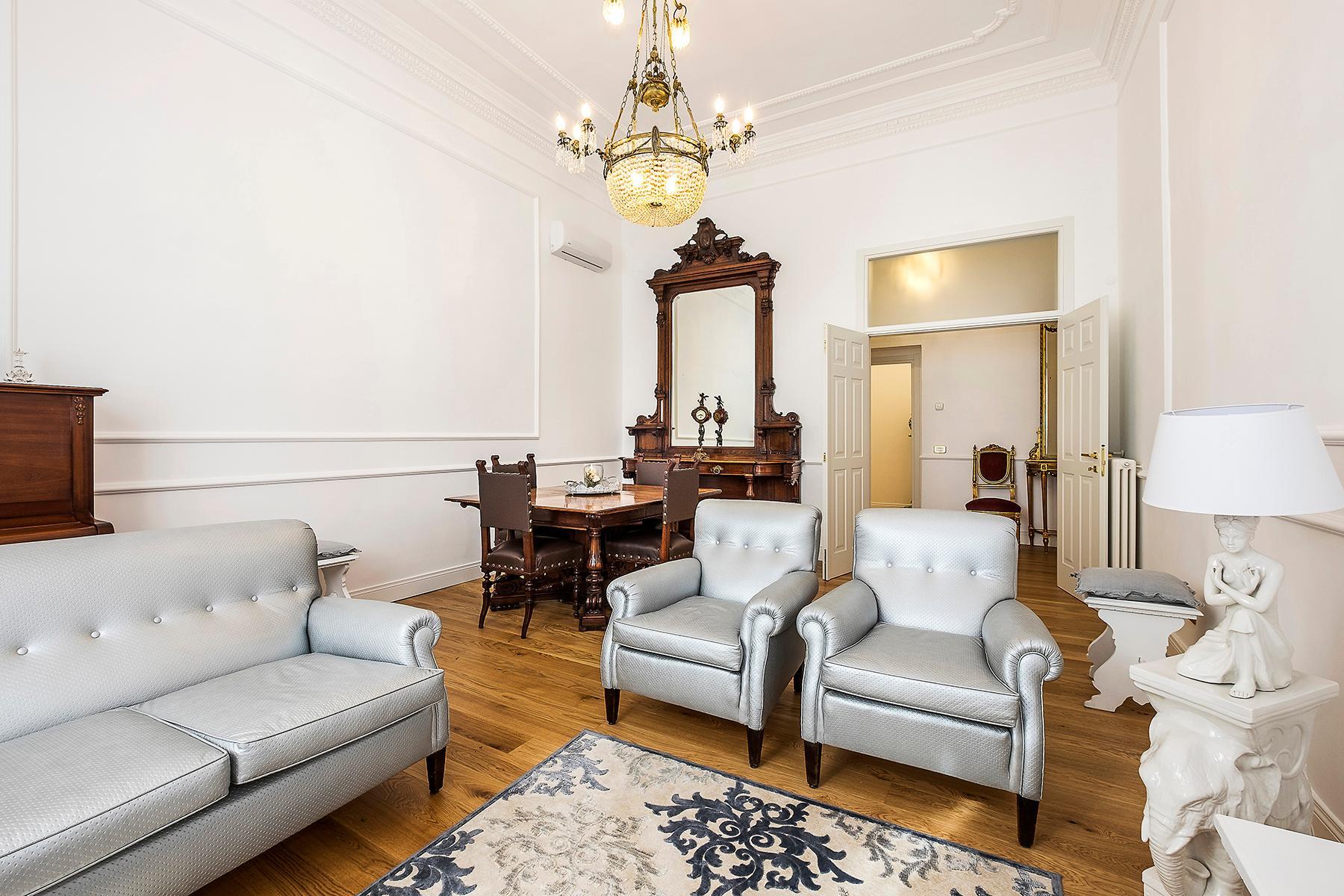 Elegante Wohnung auf dem Piazza dei Quiriti - 2